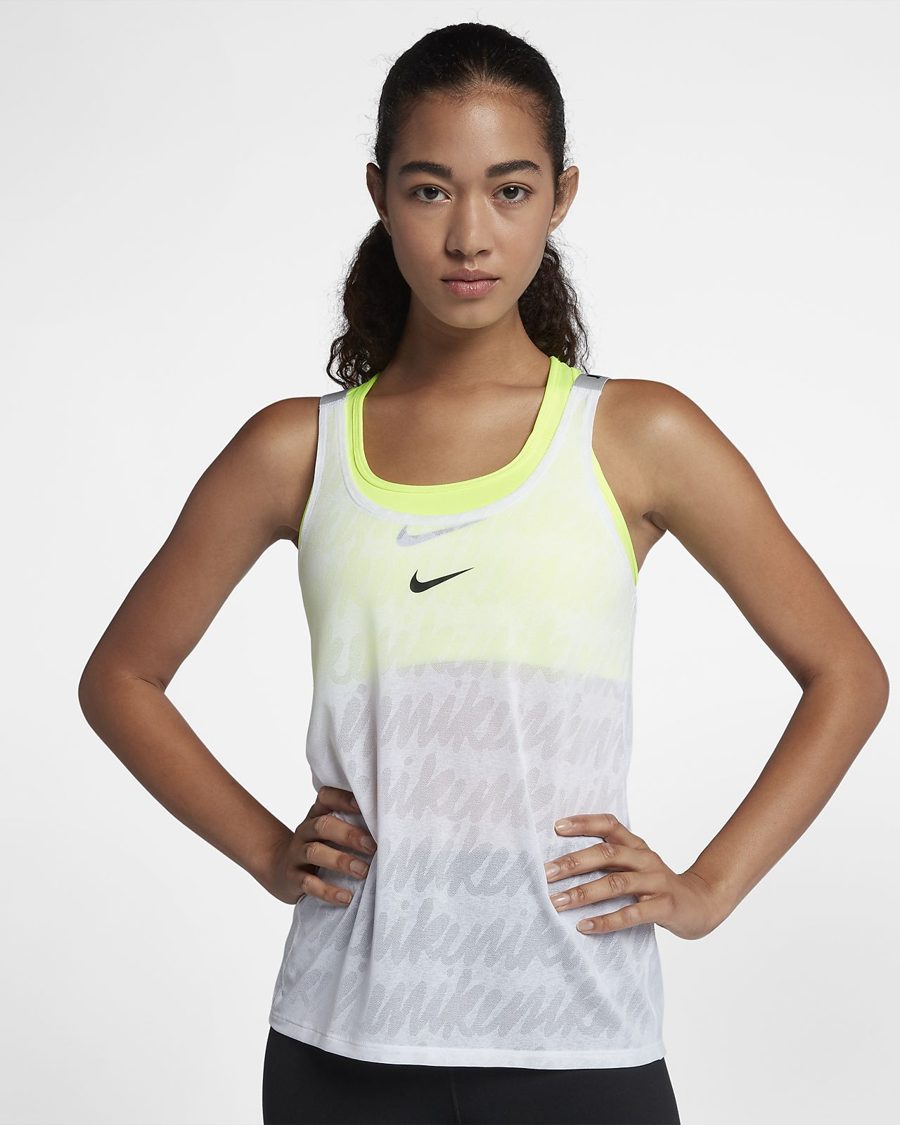 Women's Nike Get Fit Lux - Training Tank GL264155a