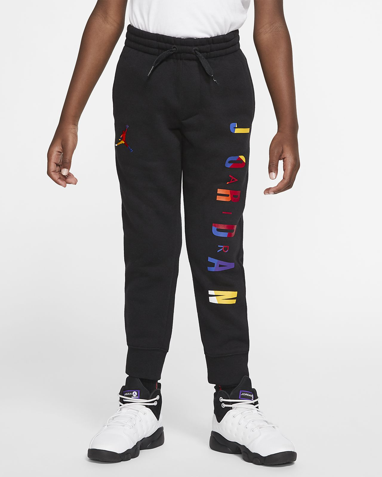 Jordan Jumpman Younger Kids' Fleece Joggers