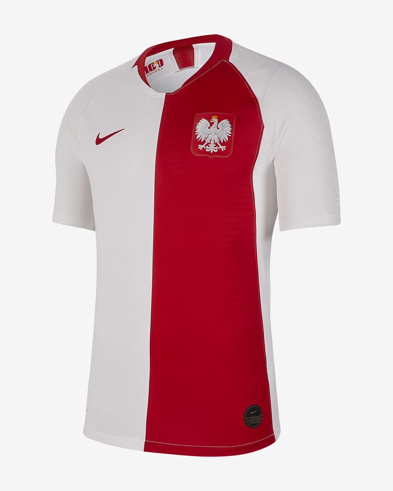 Camiseta para hombre Poland Vapor Match Centennial