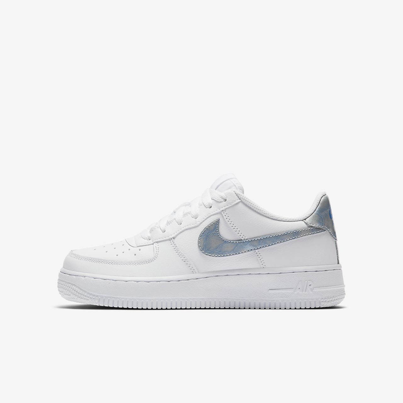 Nike Air Force 1 '06 - Boy Skateboarding Shoes - White