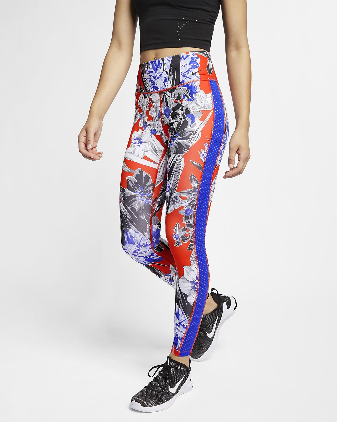 Nike One Women's Floral Tights
