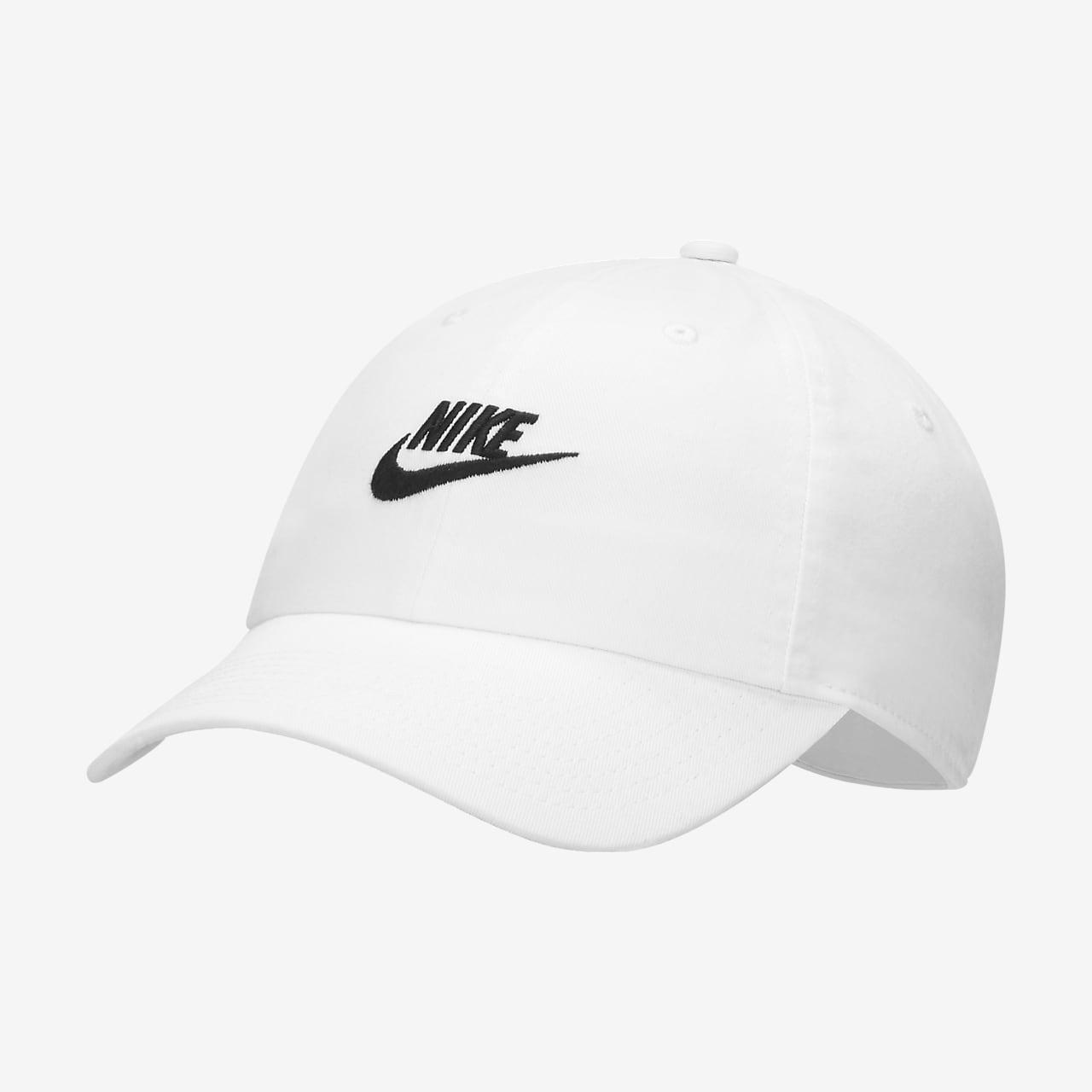 2bb360f085f Nike Sportswear Heritage86 Futura Washed Hat. Nike.com GB