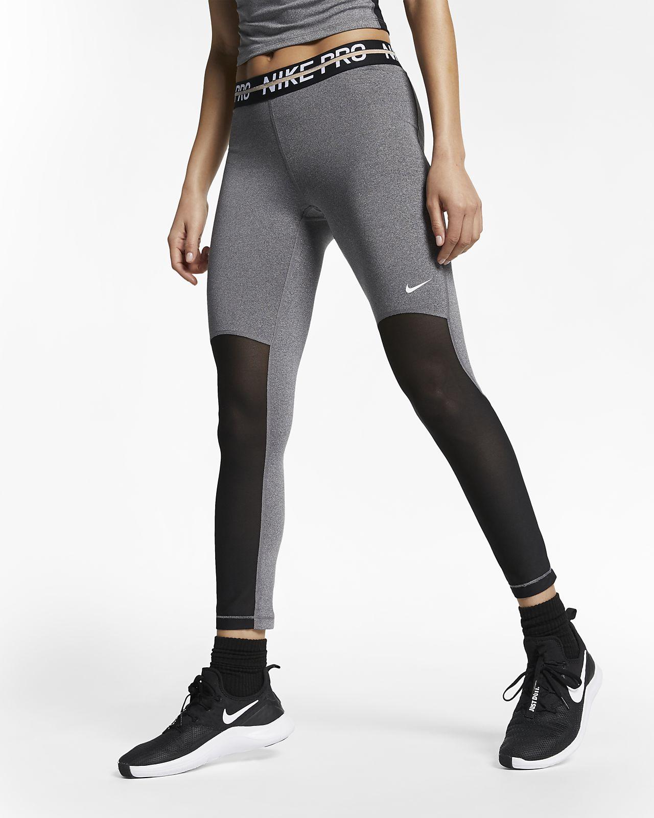 Tight 7/8 Nike Pro pour Femme