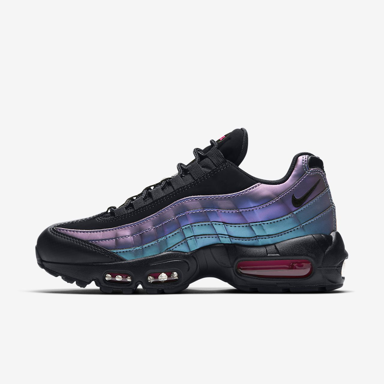 basket nike air max 95 fille