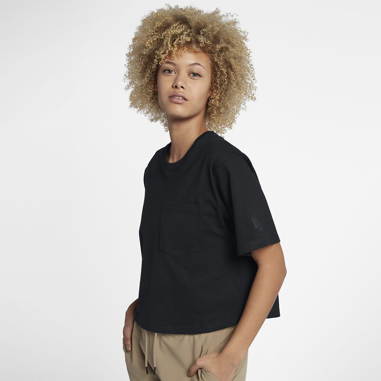 NikeLab Collection t-skjorte for dame