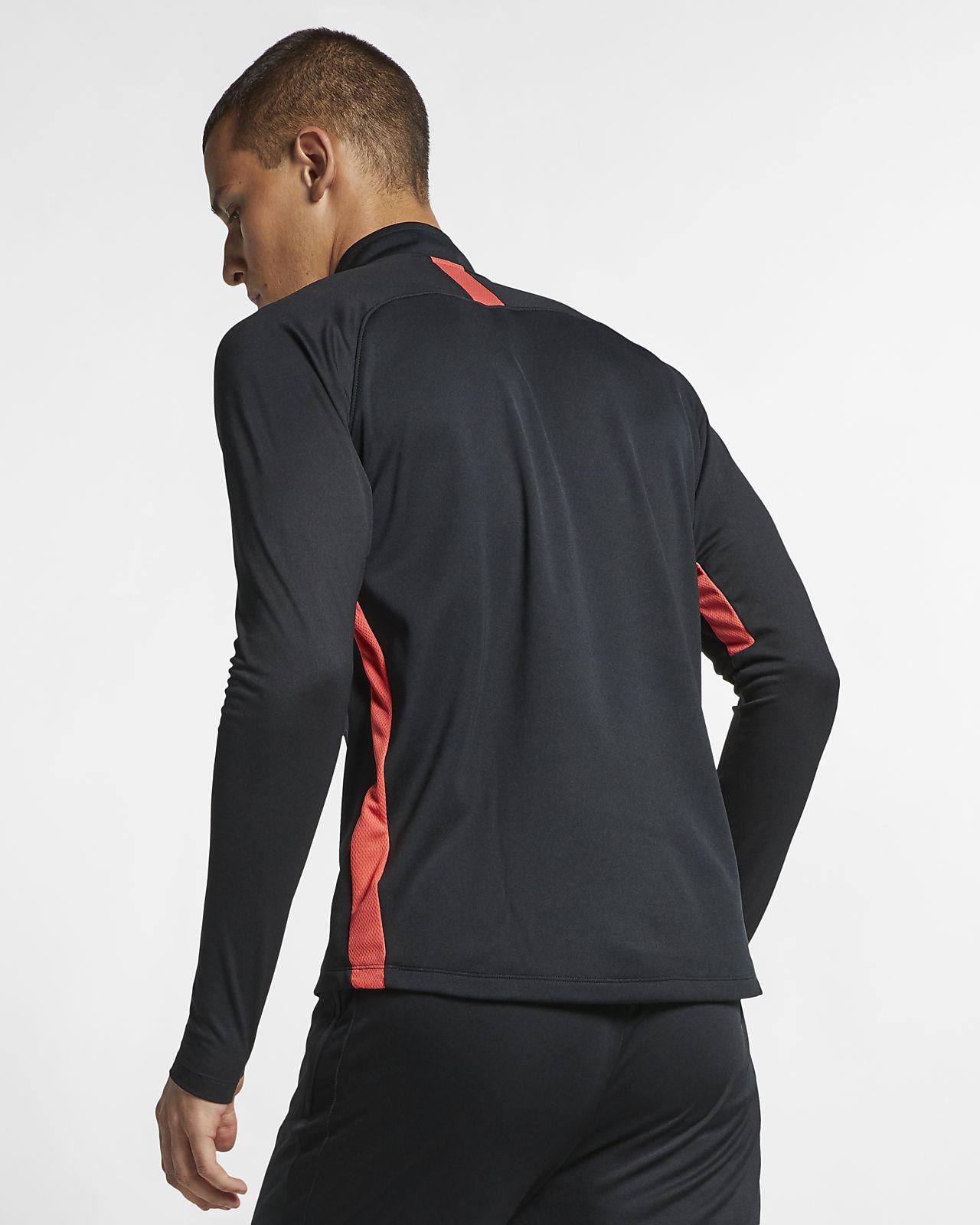 2818ce6fb Nike Dri-FIT Academy Men's Football Drill Top. Nike.com PH