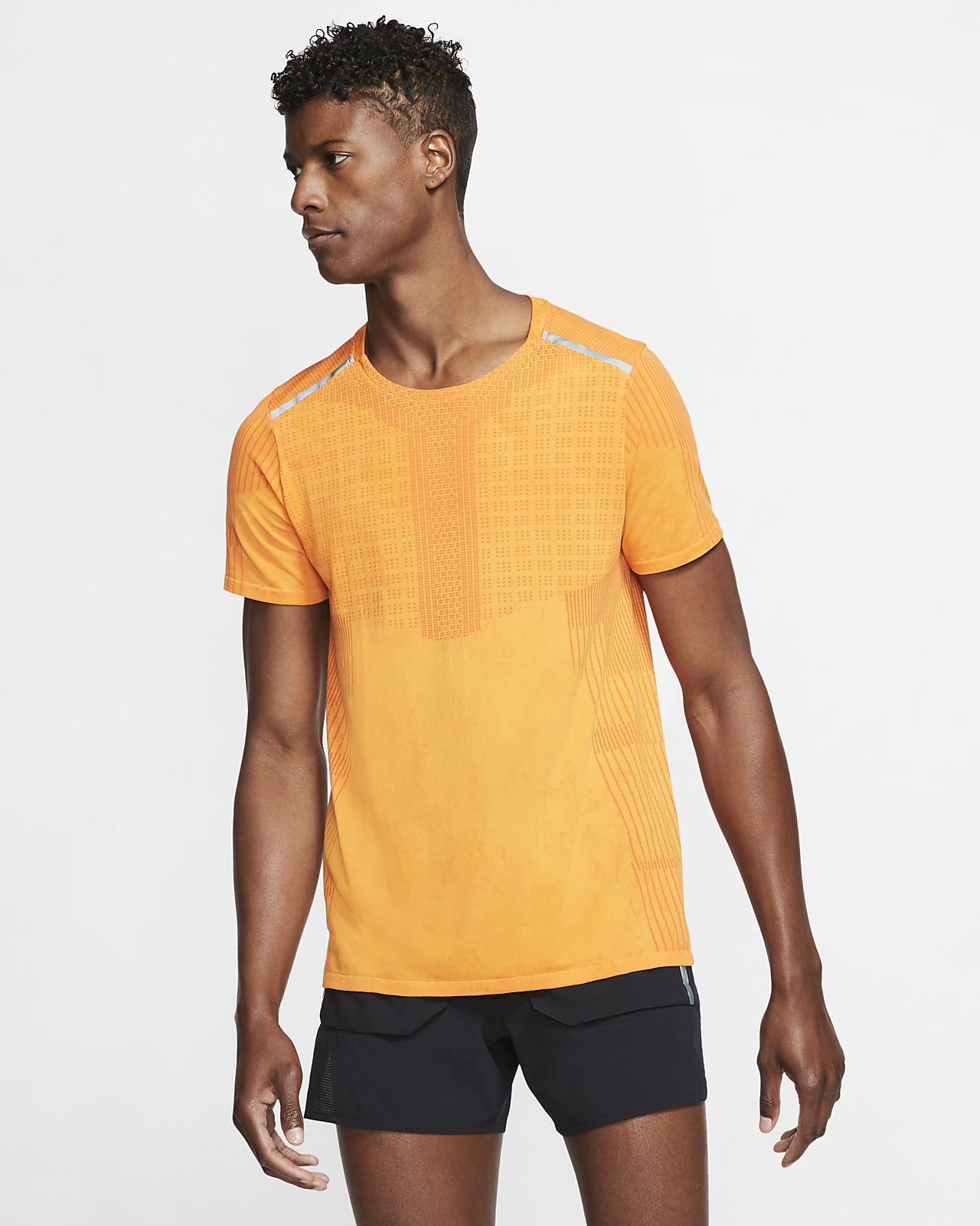 Nike Tech Pack Part superior de màniga curta de running - Home