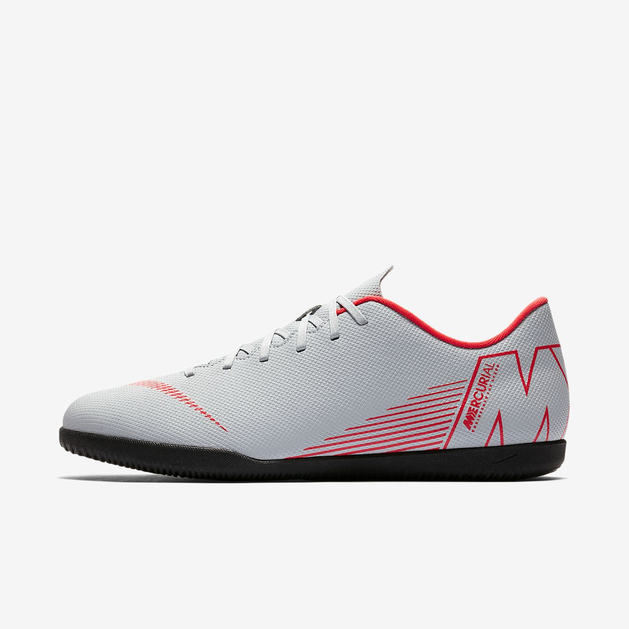 cheaper 8e7b1 885ad ... sort hvid hot lava antracit online sa  nike mercurialx vapor xii club  ic fodboldsko (indendørs bane)