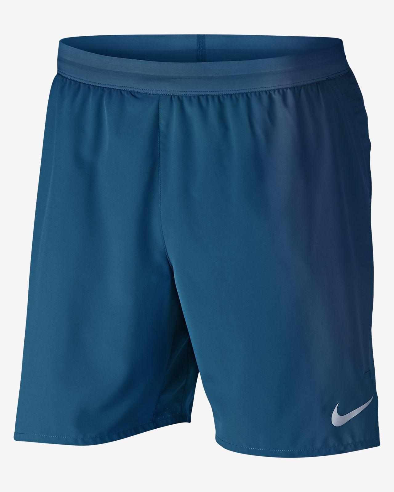 กางเกงวิ่งขาสั้น 7 นิ้วมีซับในผู้ชาย Nike Flex Stride