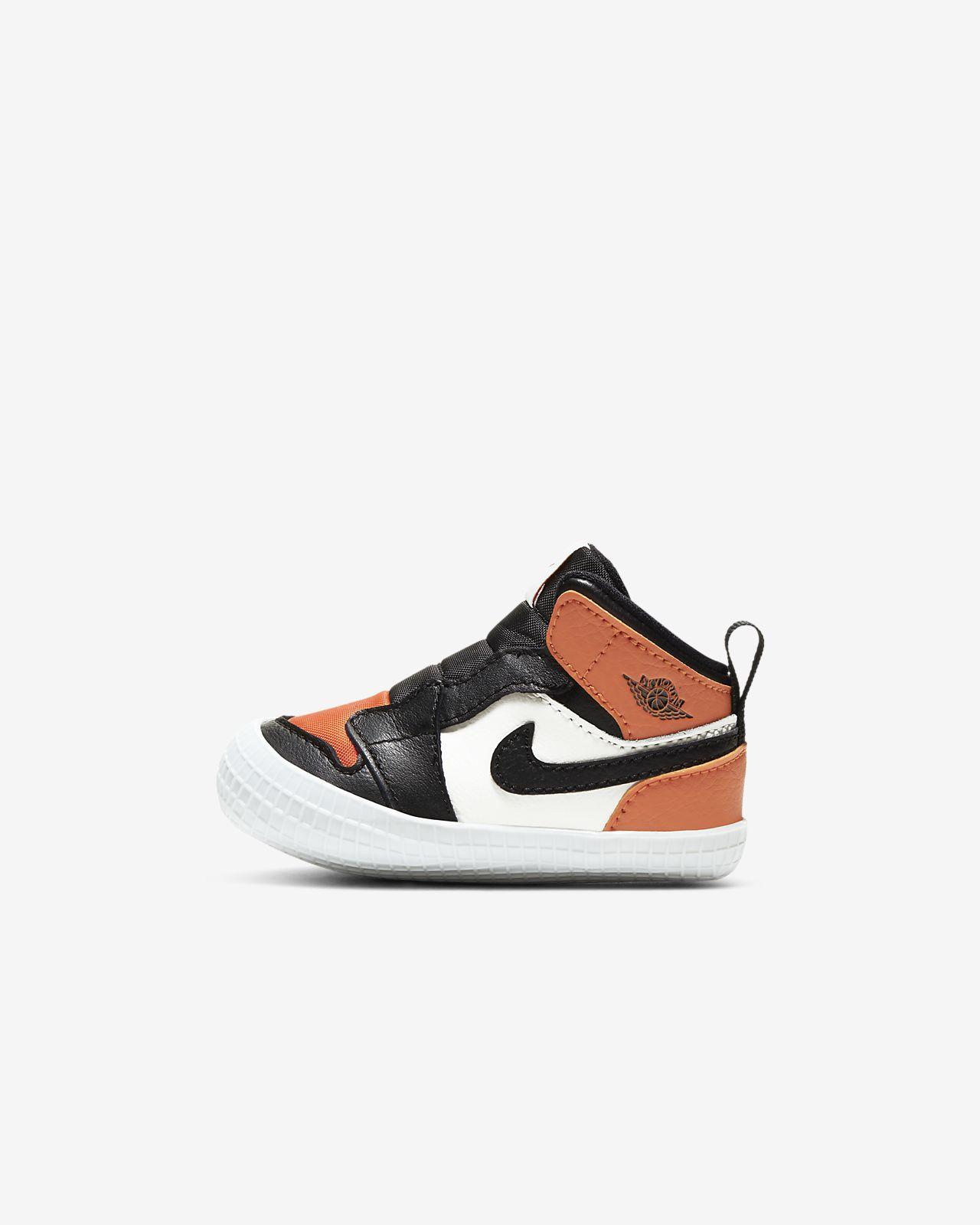 véritable beaucoup à la mode divers styles Chausson Jordan 1 pour Bébé