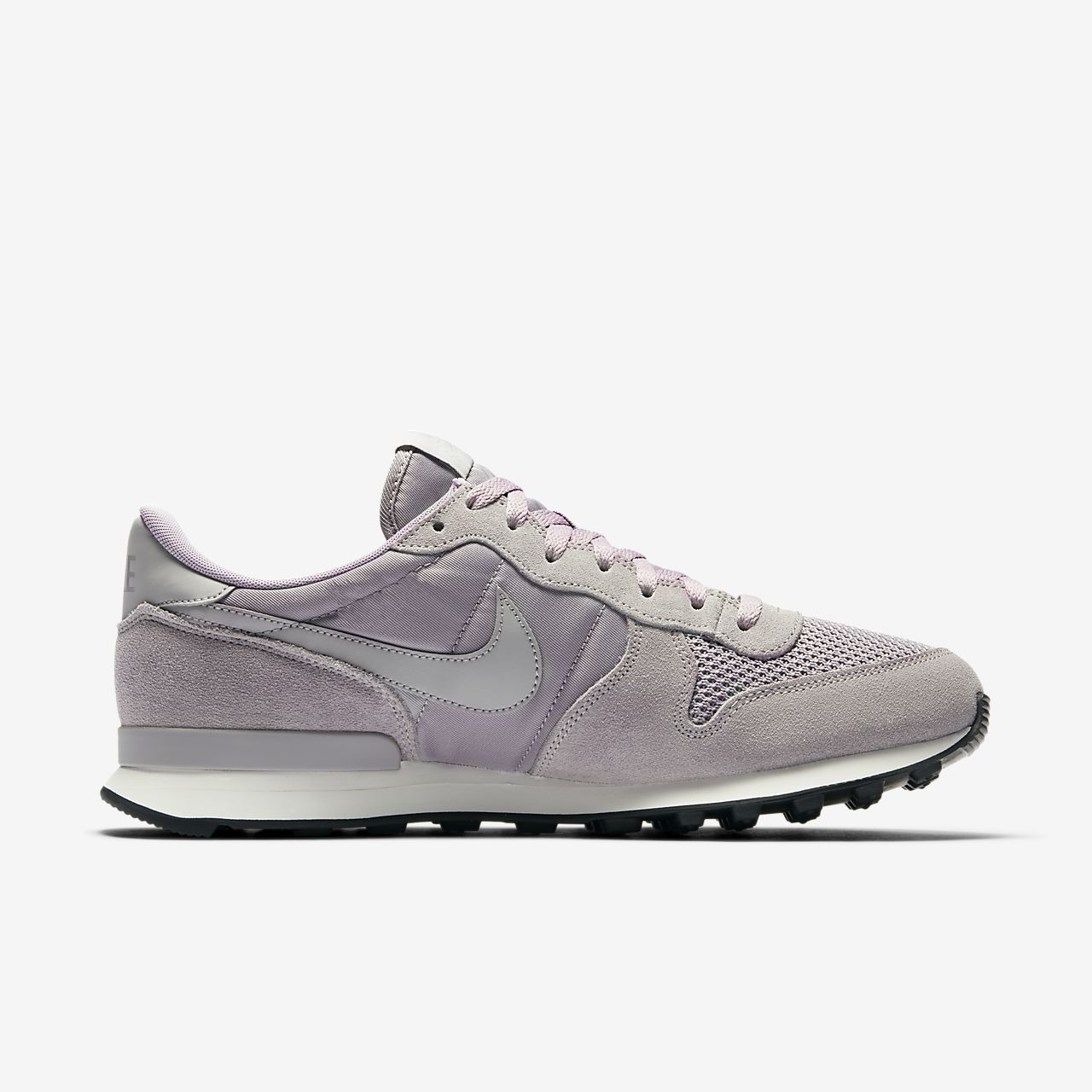 Nike Chaussures Noires Internationaliste Soi xtkF8
