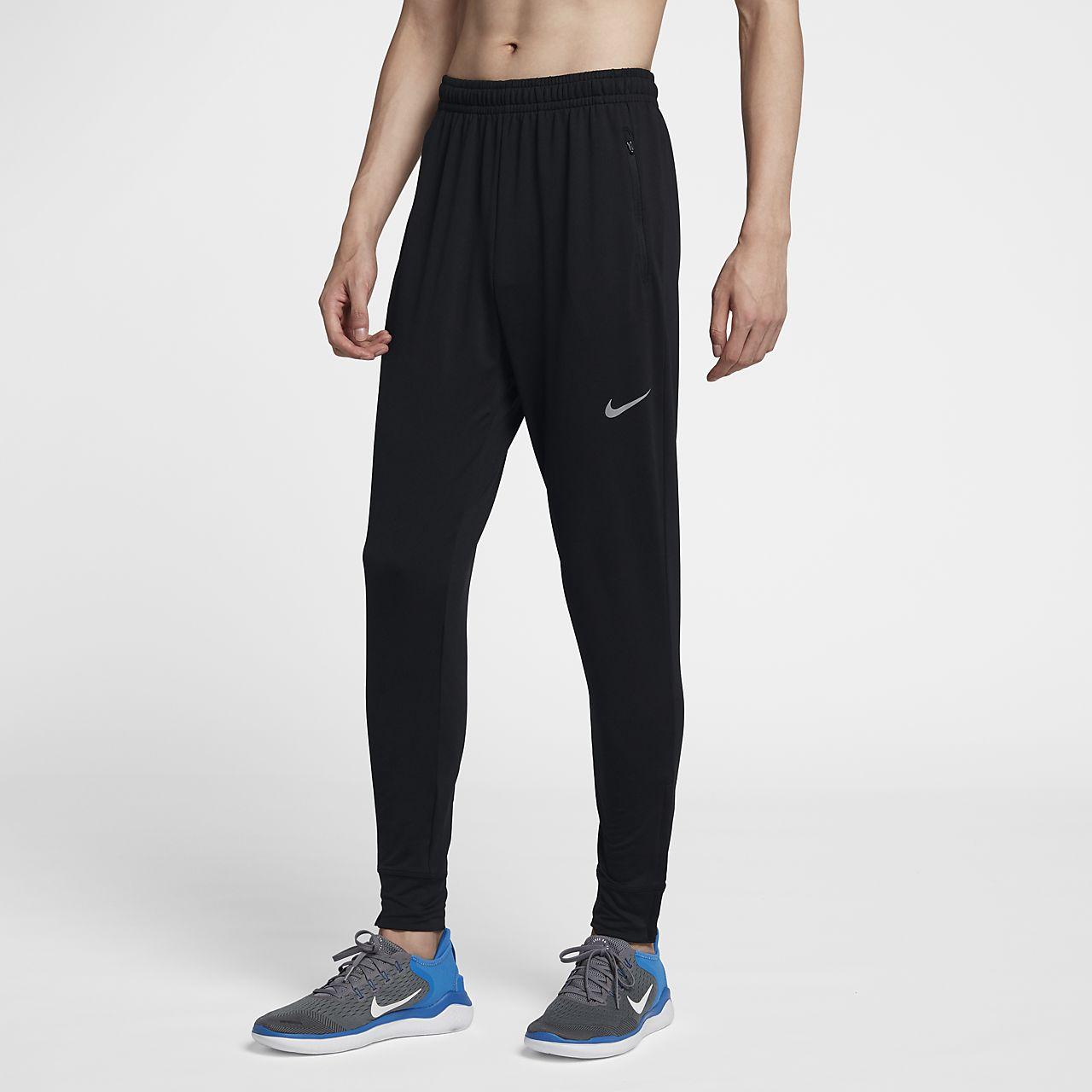 กางเกงวิ่งแบบทอผู้ชาย Nike Essential