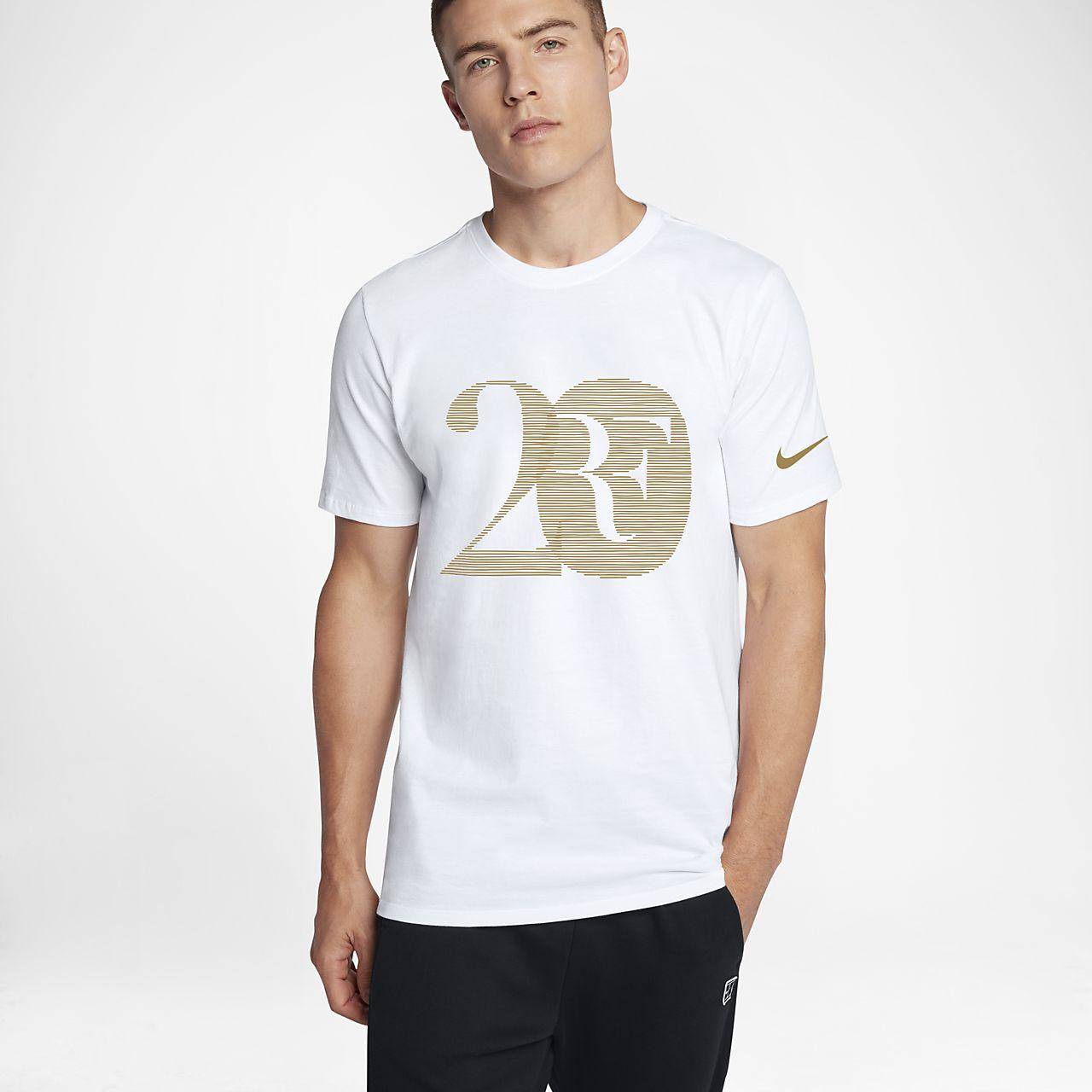 ... NikeCourt RF 20 Men's T-Shirt