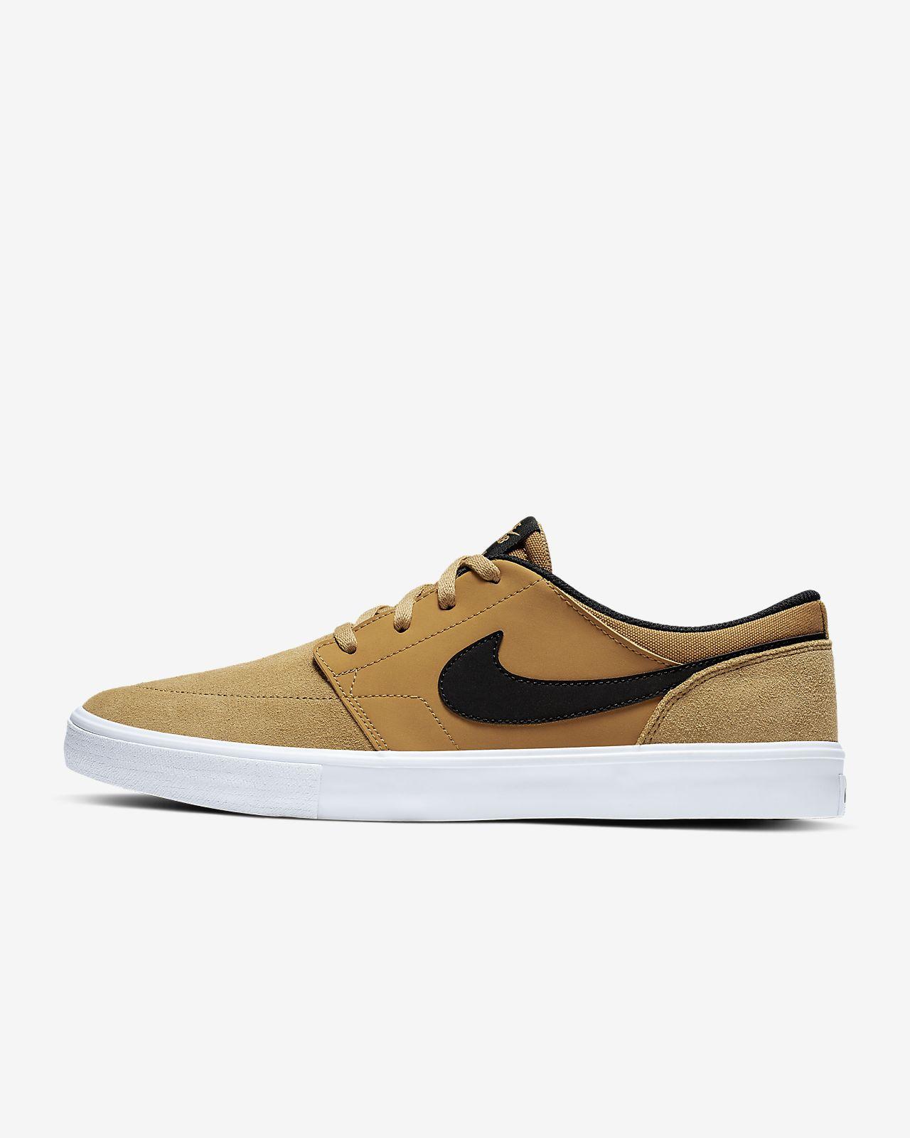 Nike SB Solarsoft Portmore II 男款滑板鞋