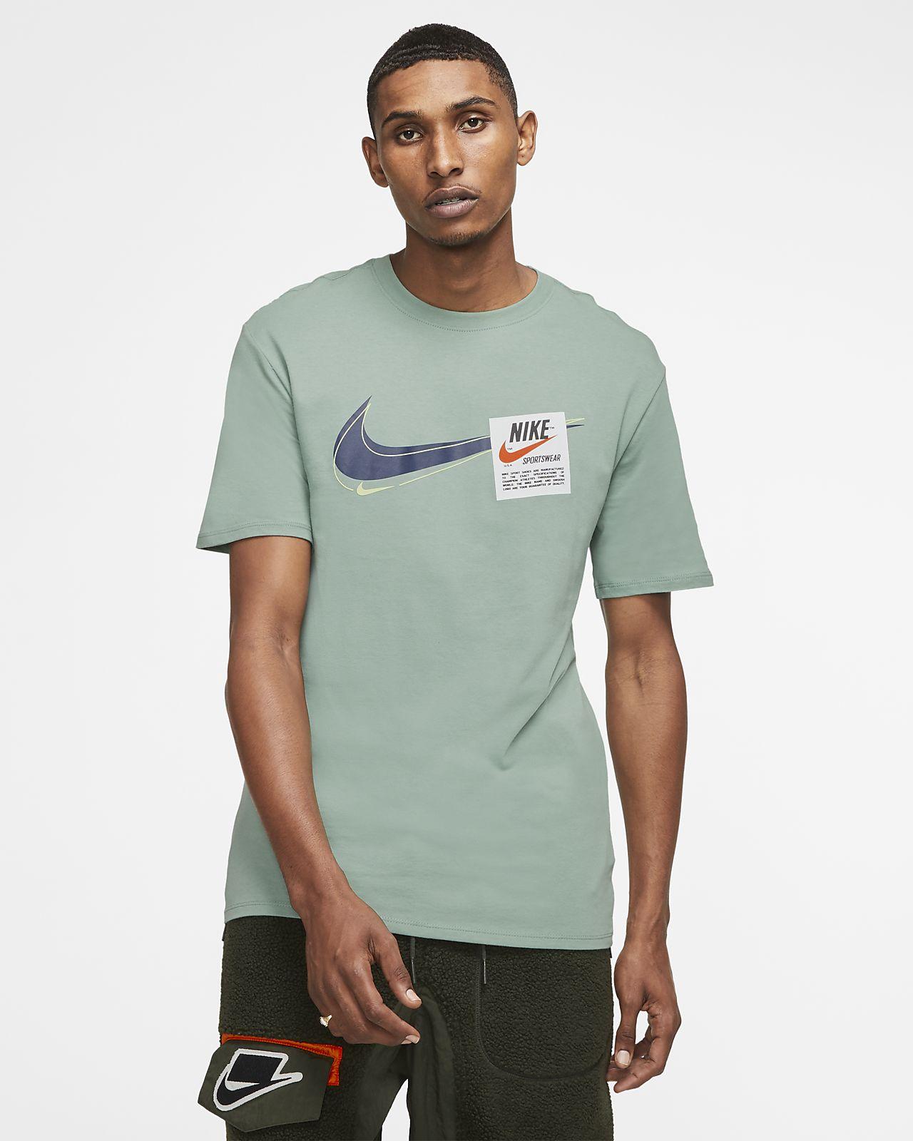 T-shirt Nike Sportswear Printed för män