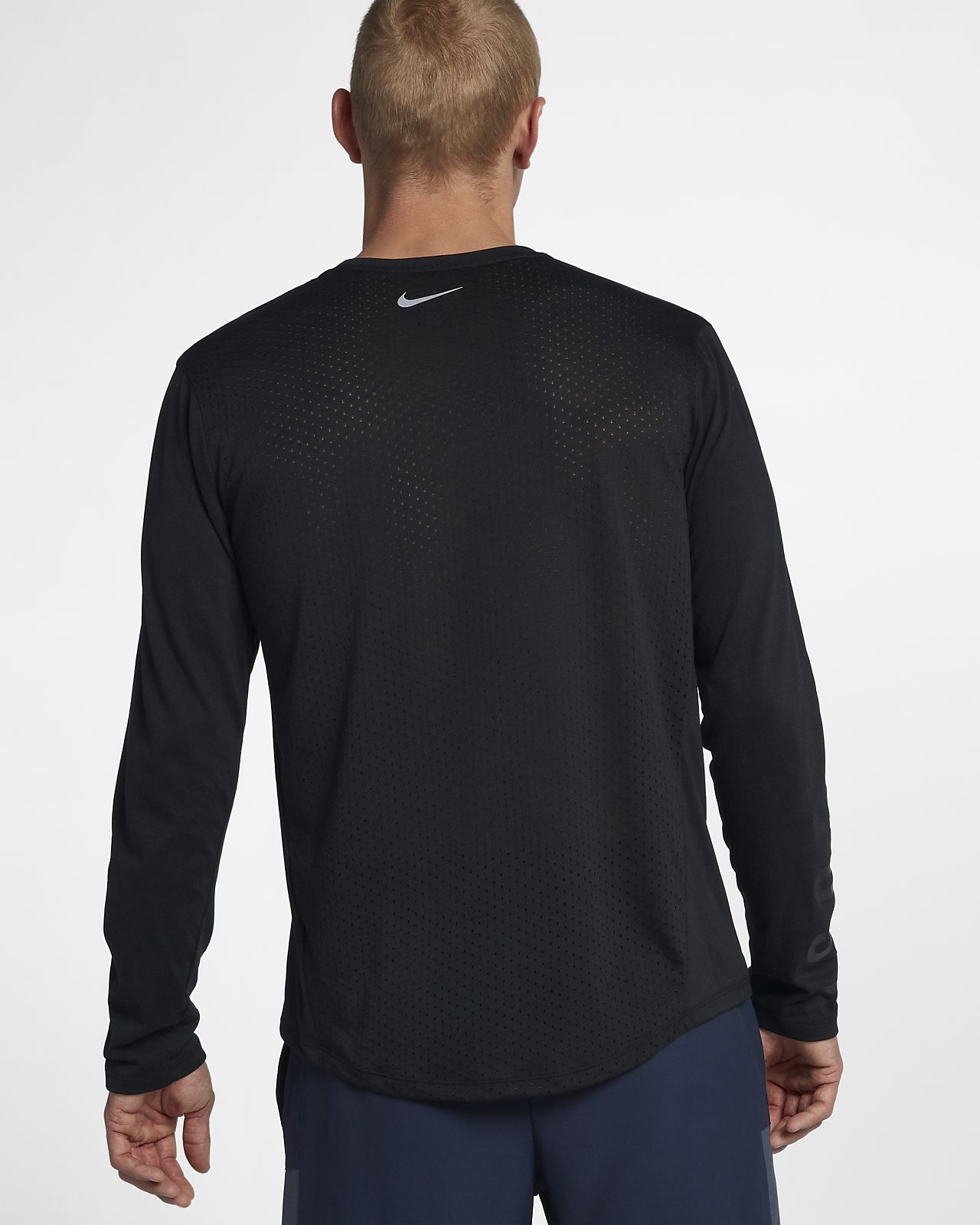 9bc401a27 Nike Tailwind Men's Long-Sleeve Running Top. Nike.com CA