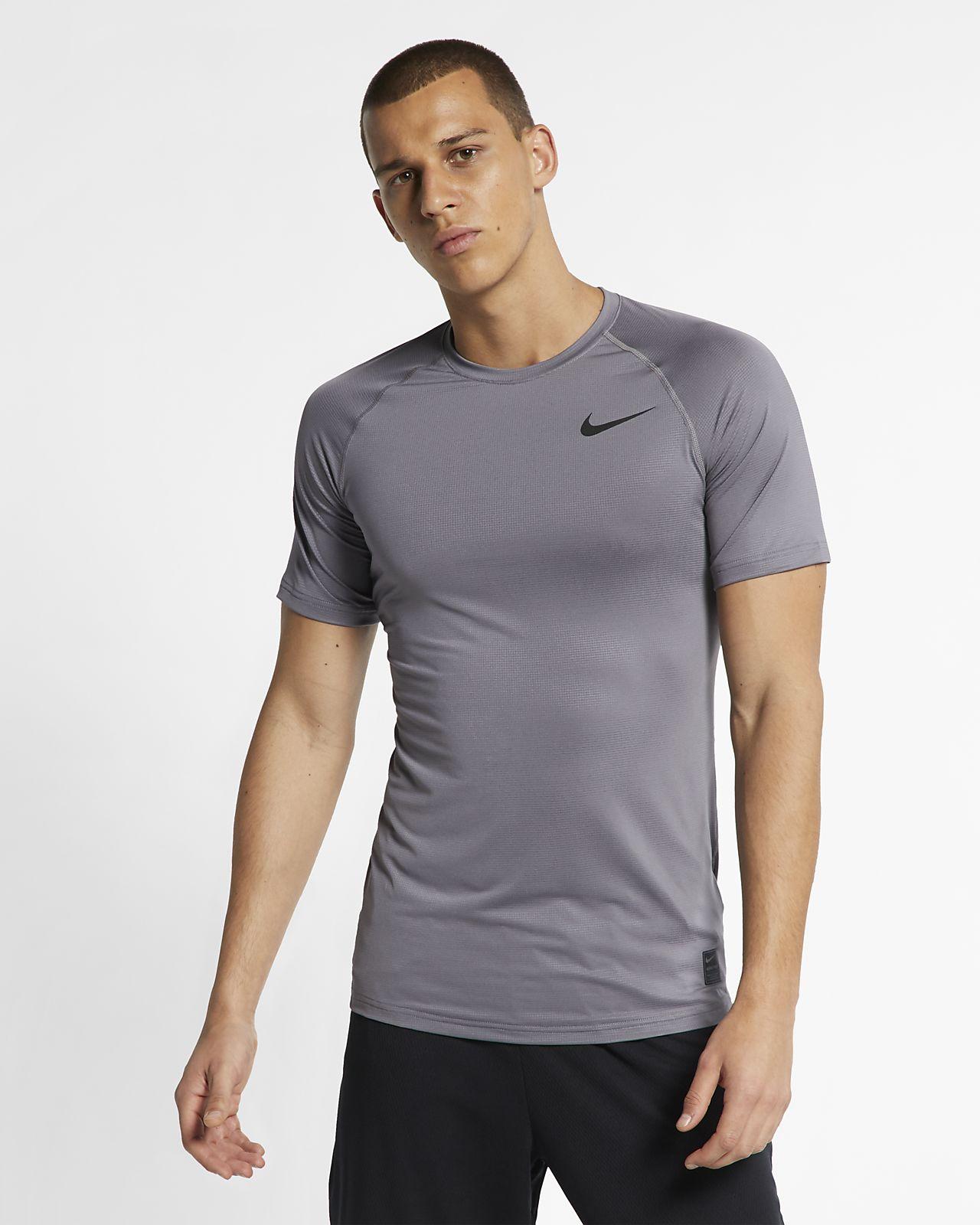 Nike Breathe Pro Men's Short-Sleeve Top