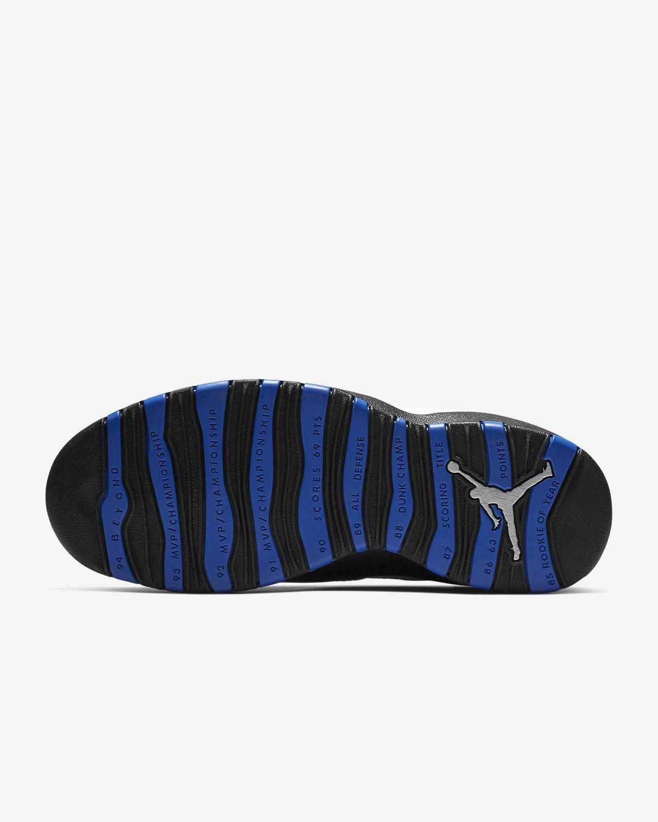 2aef587584d Air Jordan 10 Retro Men's Shoe. Nike.com SG