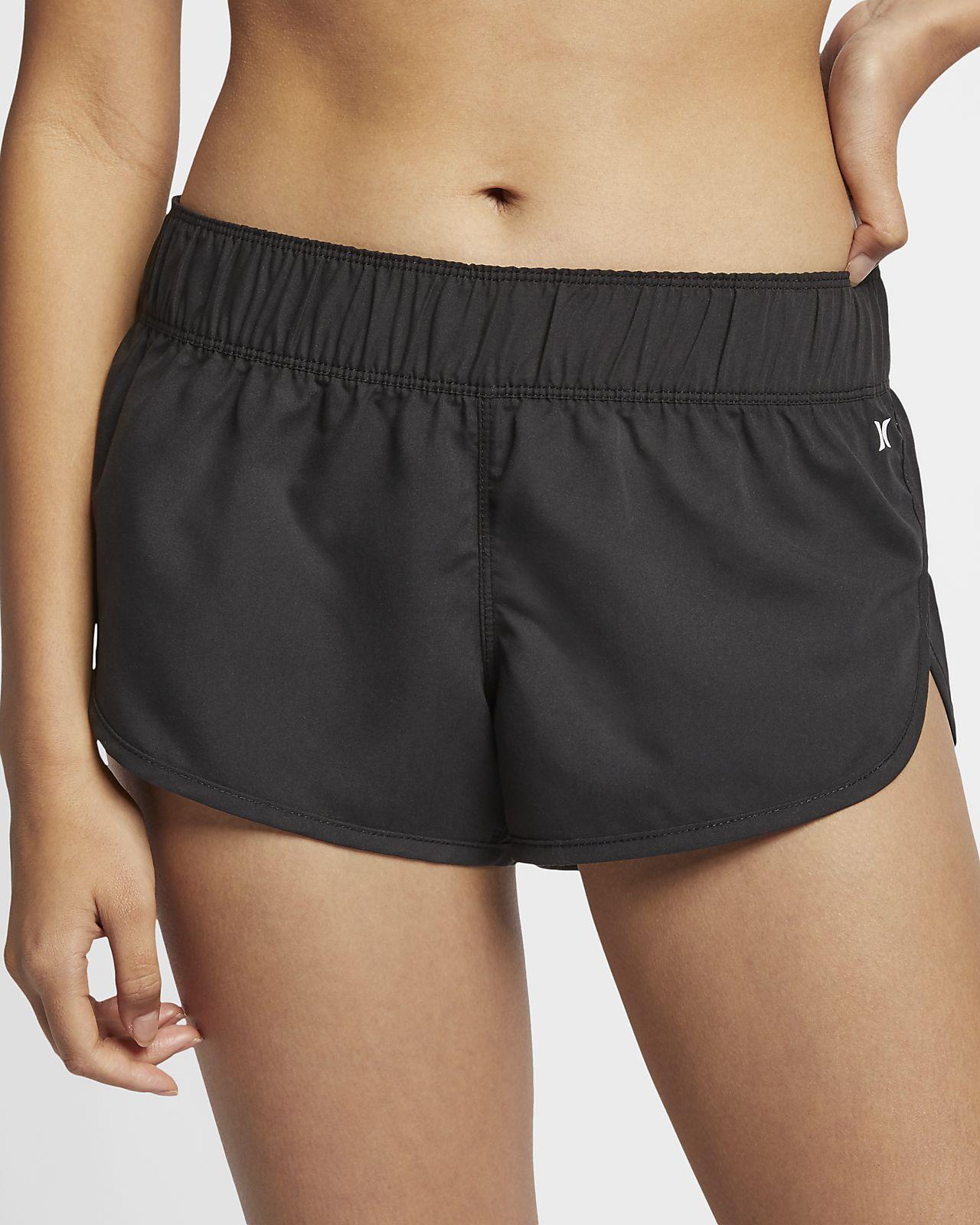 Calções de banho Hurley Supersuede Beachrider para mulher. Nike.com PT eb3808ffb2154