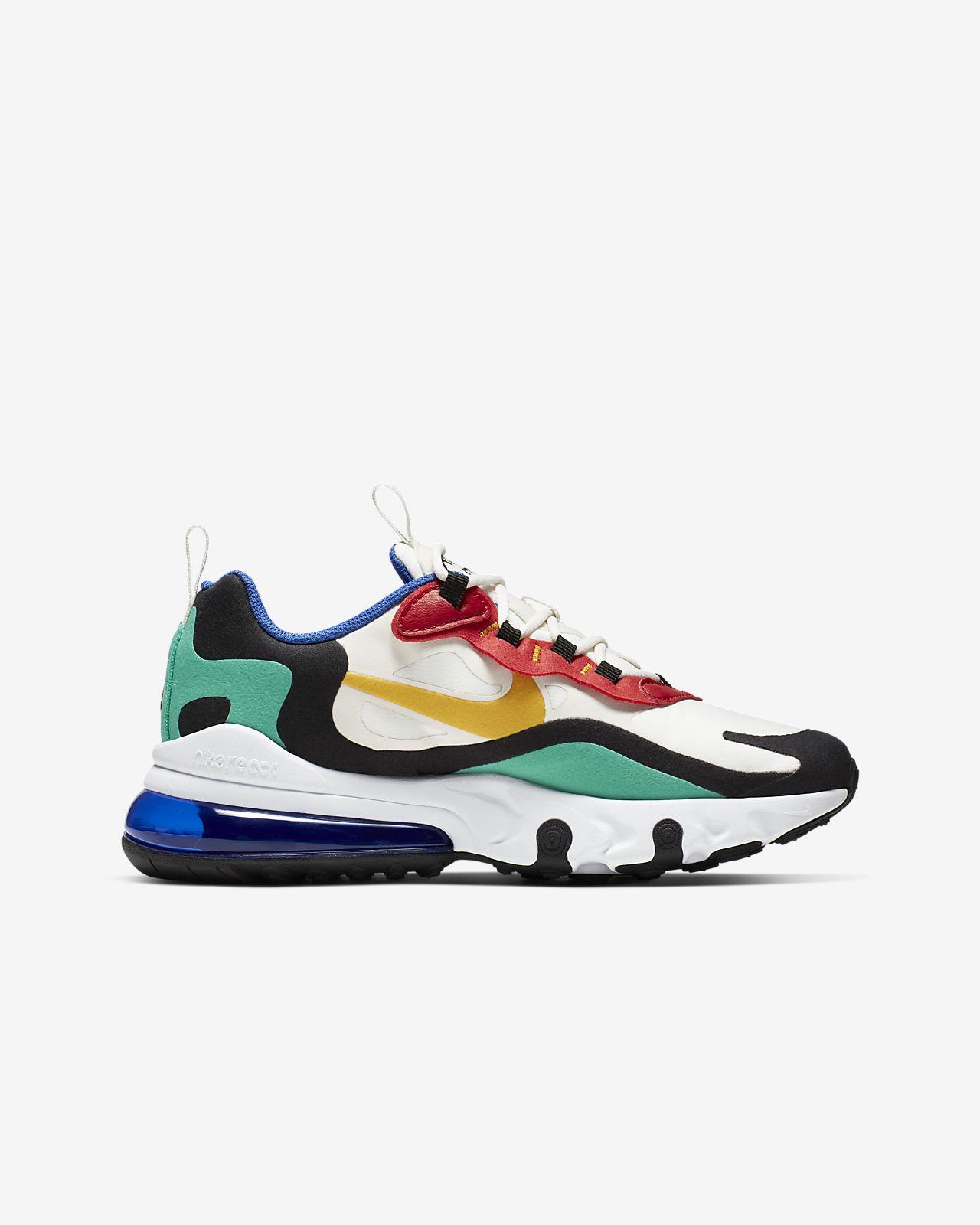 Klassisch Jungen Nike Air Max 270 Casual Schuhe, Nike Casual