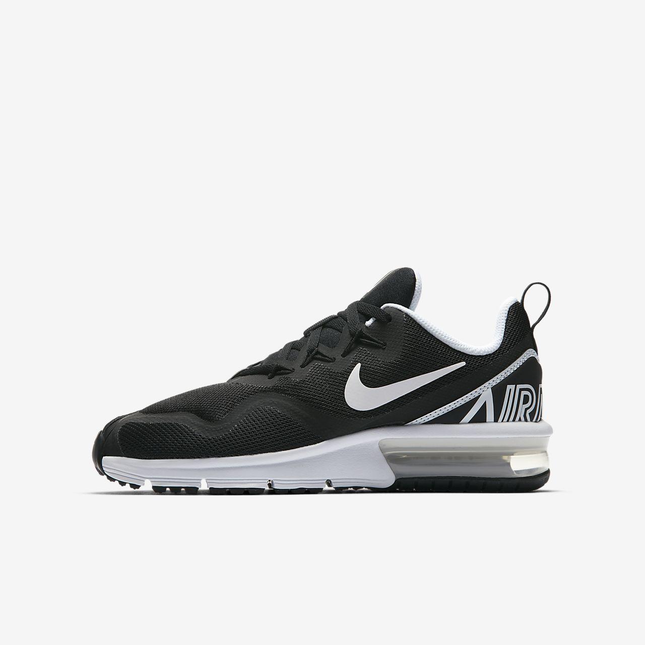 Nike Air Max Fury Genç Çocuk Koşu Ayakkabısı
