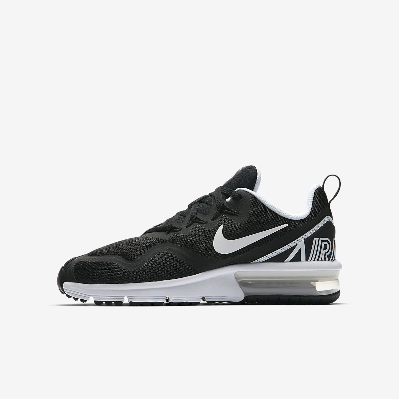 Nike Air Max Fury løpesko for store barn