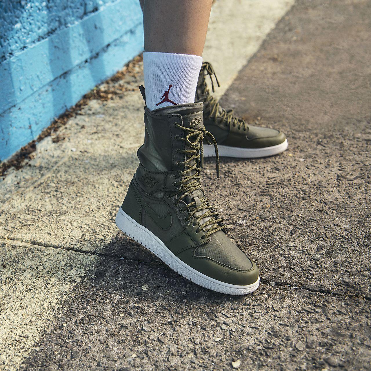 best service 98c97 c3a6d Air Jordan 1 Explorer XX - sko til kvinder. Nike.com DK