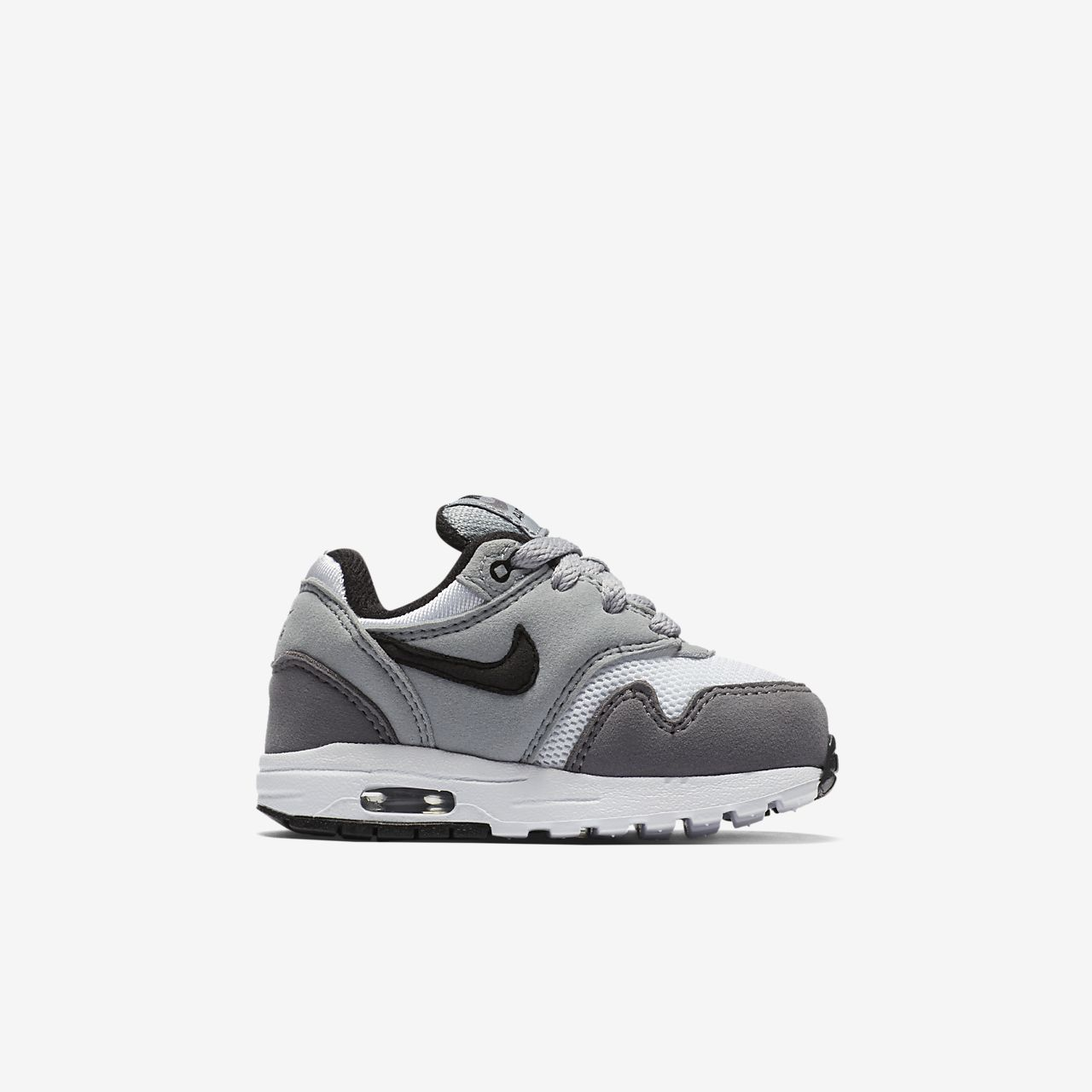 nike air max 1 toddler trainers pattern