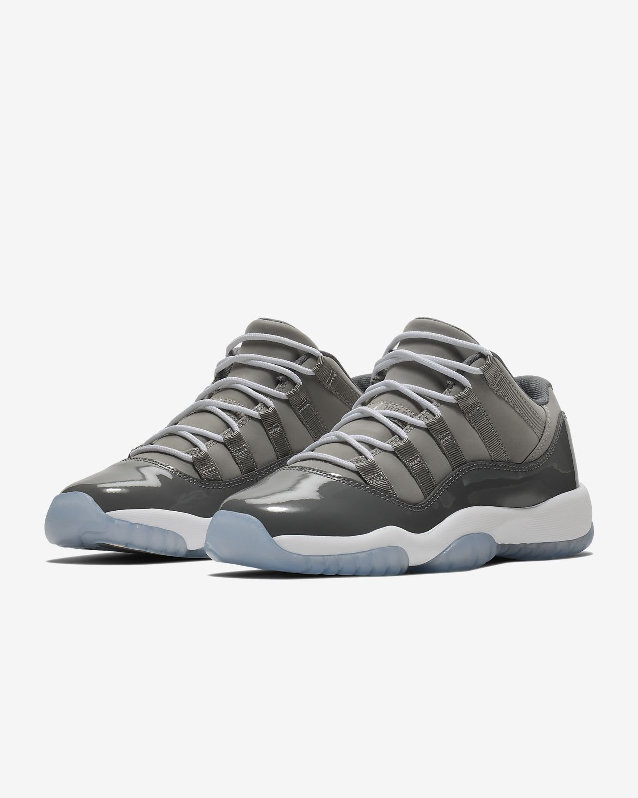 brand new 5dac7 5343b Air Jordan 11 Retro Low Big Kids Shoe . ...