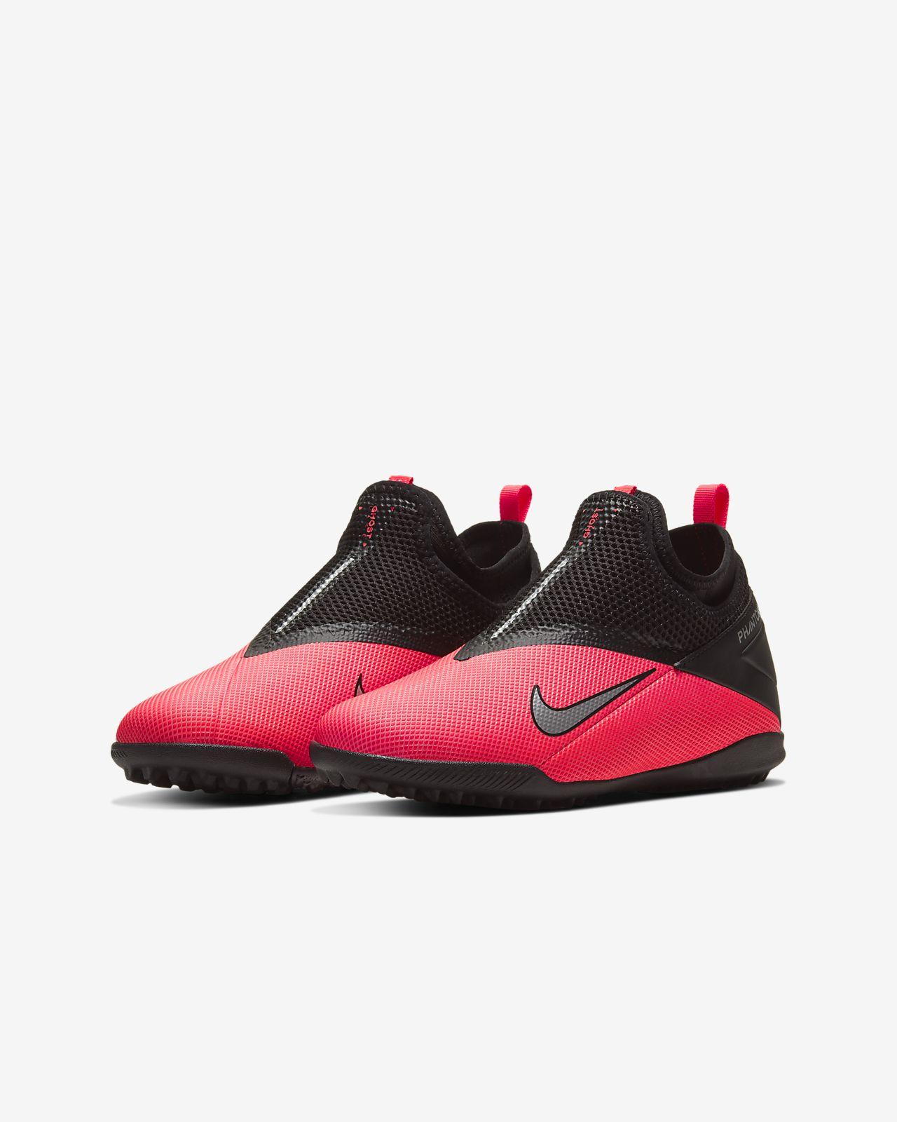 Scarpa da calcio per erba artificialesintetica Nike Jr. Phantom Vision 2 Academy Dynamic Fit TF BambiniRagazzi