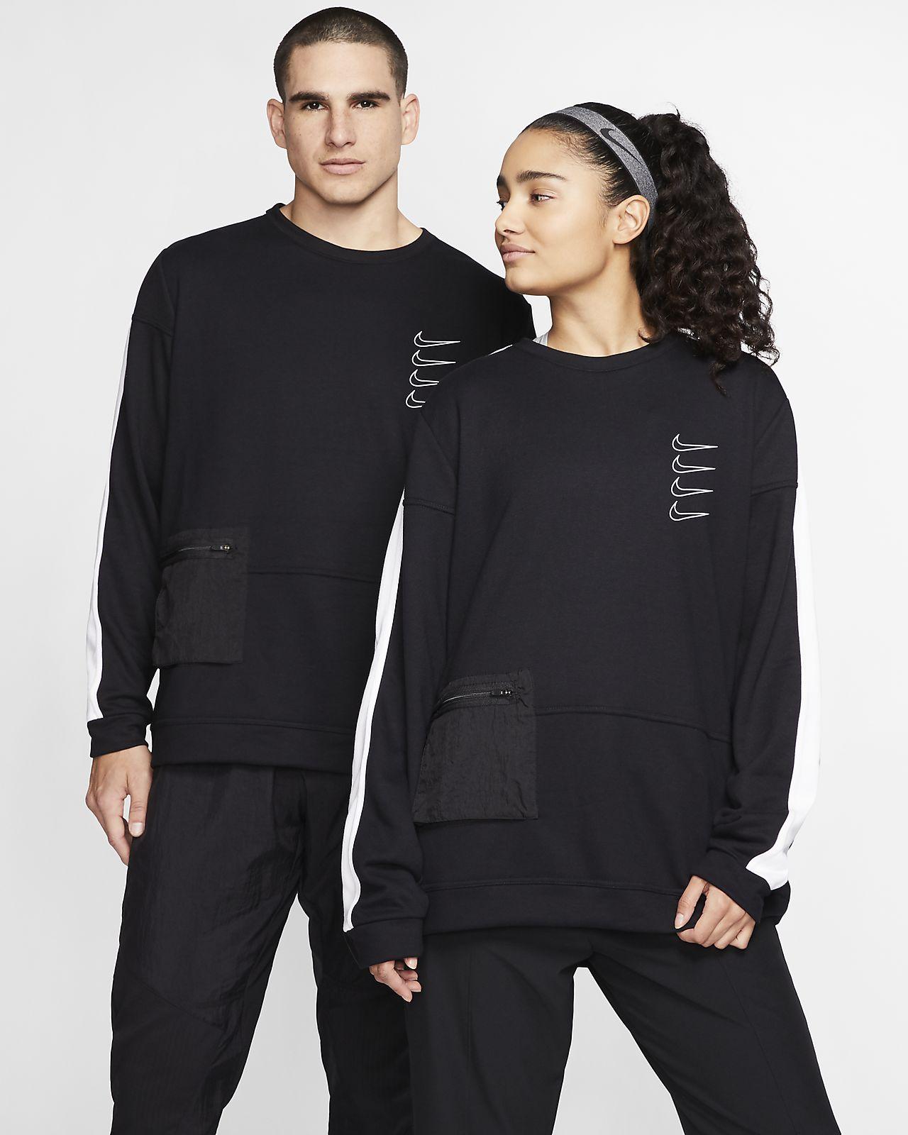 Nike Dri-FIT Fleece-Trainingsoberteil für Herren