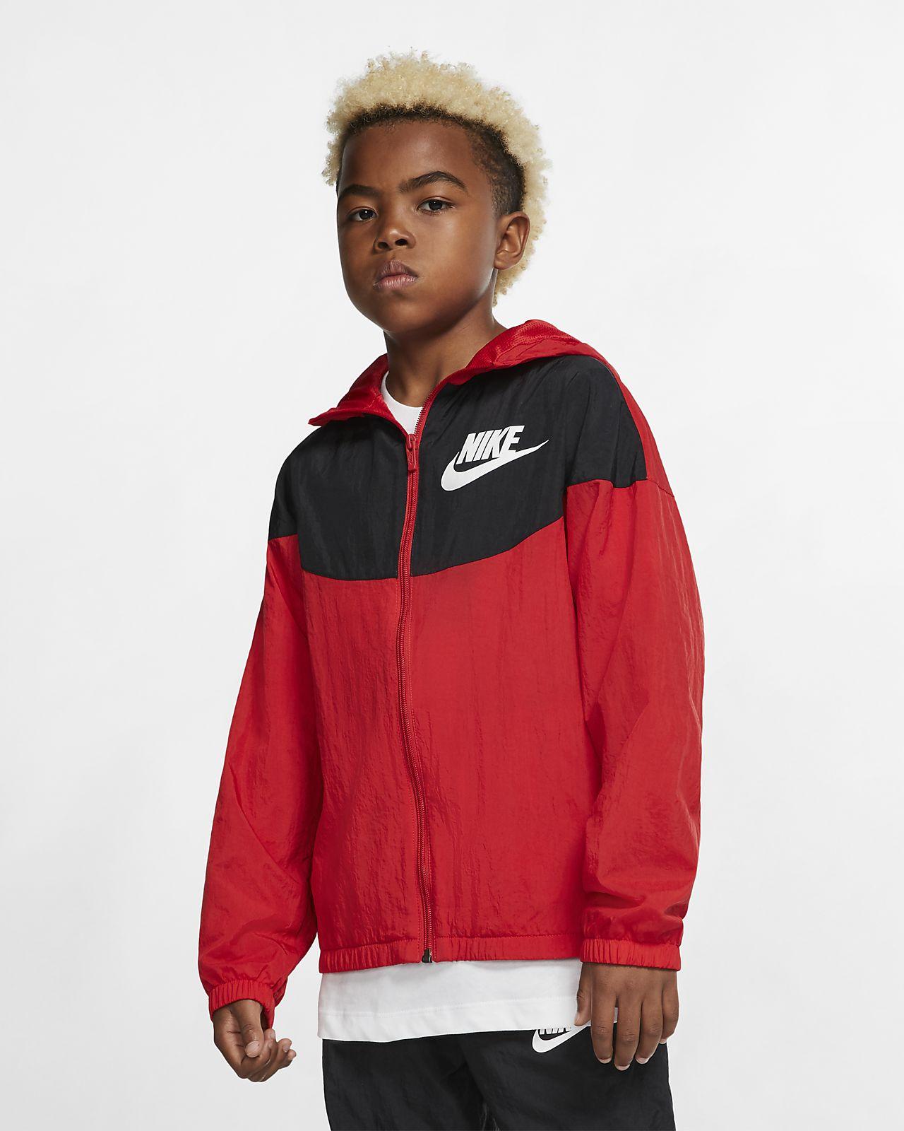 Veste tissée Nike Sportswear pour Enfant plus âgé