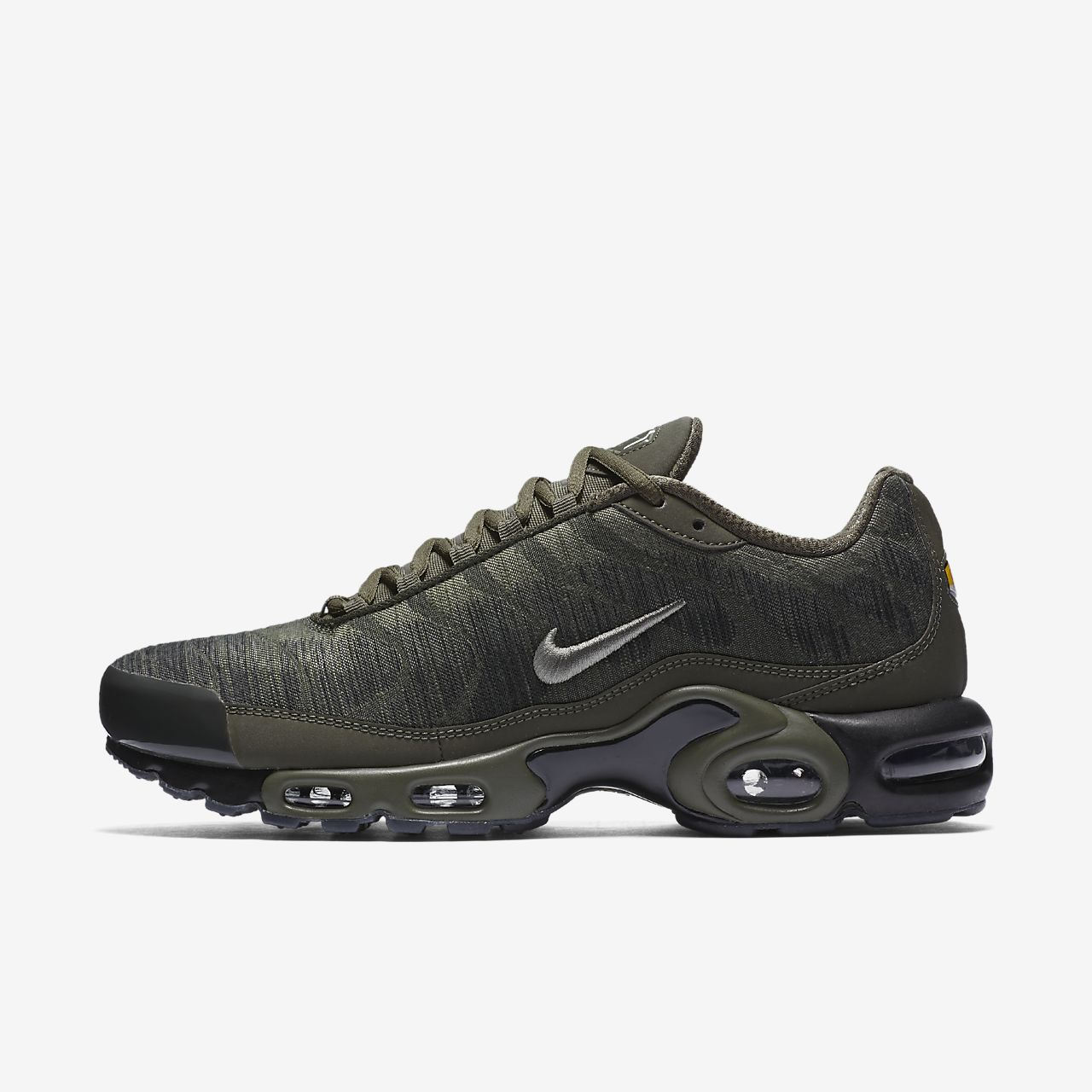 the best attitude a26cb e1dc8 ... reduced chaussure nike air max plus jacquard pour homme 6145b e2322