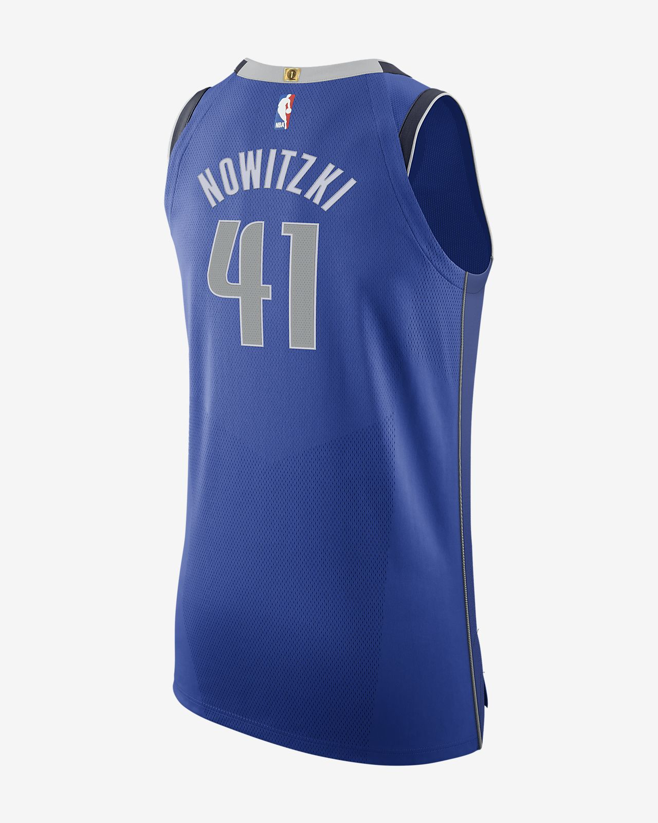 15af24b4 Men's Nike NBA Connected Jersey. Dirk Nowitzki Icon Edition Authentic (Dallas  Mavericks)