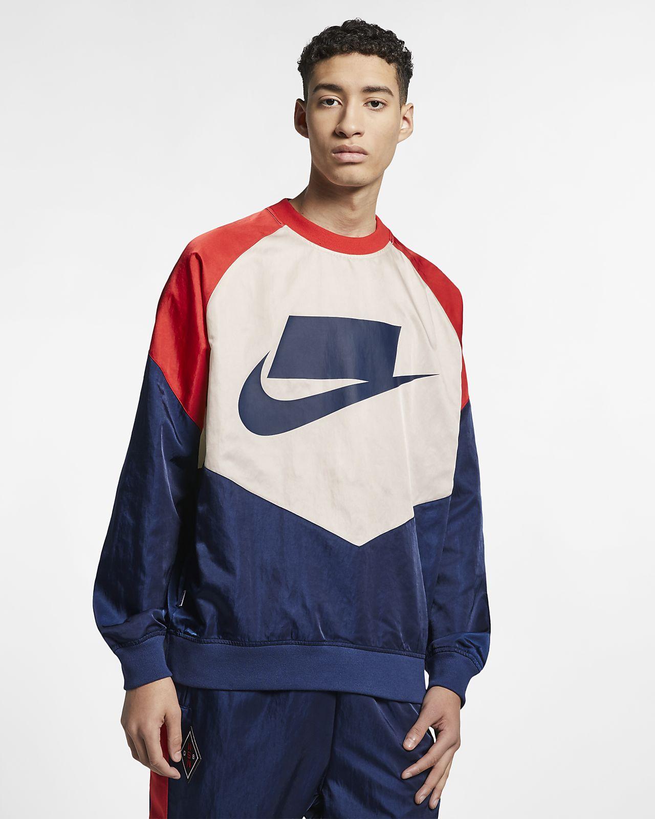 Nike Sportswear NSW Men's Woven Crew