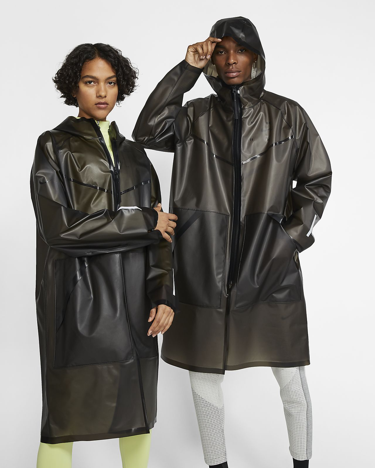 Nike Sportswear Tech Pack Windrunner Men's Hooded Jacket