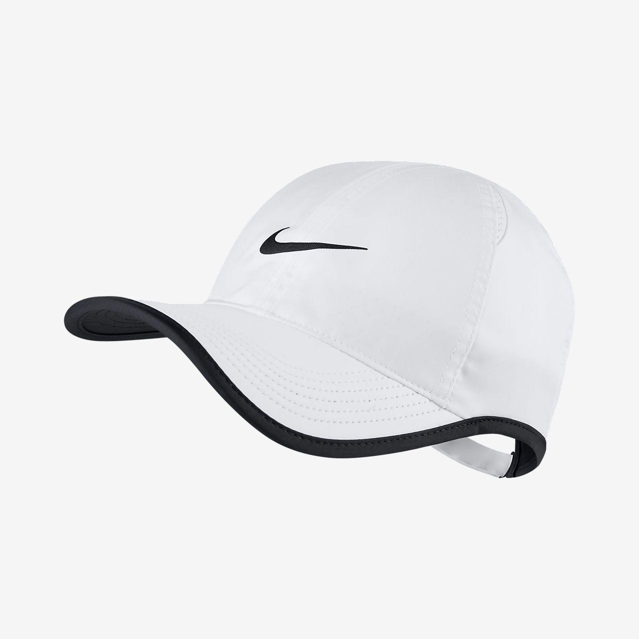 364e0d3b8f954 NikeCourt AeroBill Featherlight Tennis Cap. Nike.com SE
