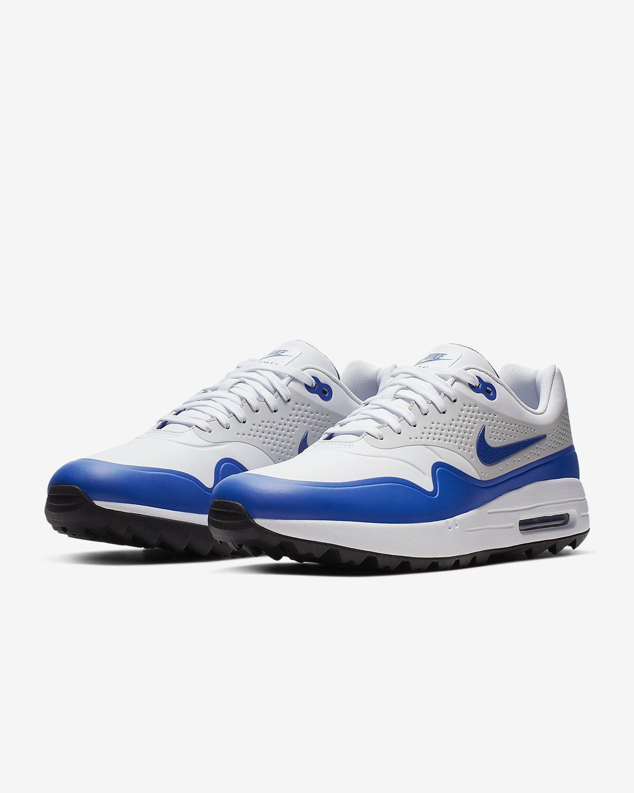 wholesale dealer 374b1 ff70c Nike Air Max 1 G Men s Golf Shoe. nike air max 1 mens