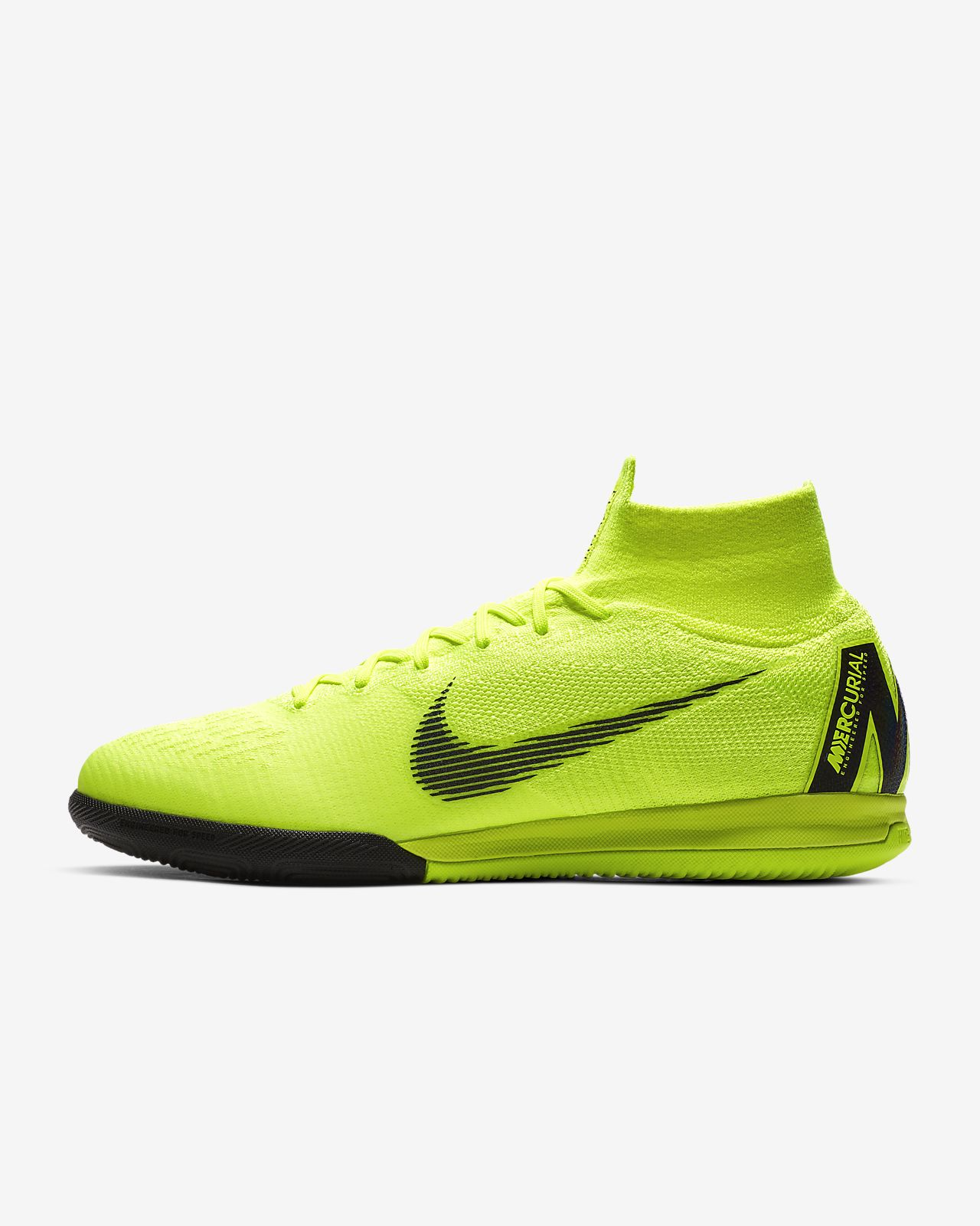 Nike MercurialX Superfly 360 Elite IndoorCourt Soccer Shoe