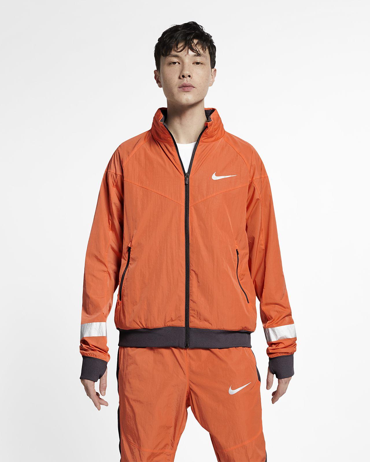 Nike Sphere-løbejakke til mænd