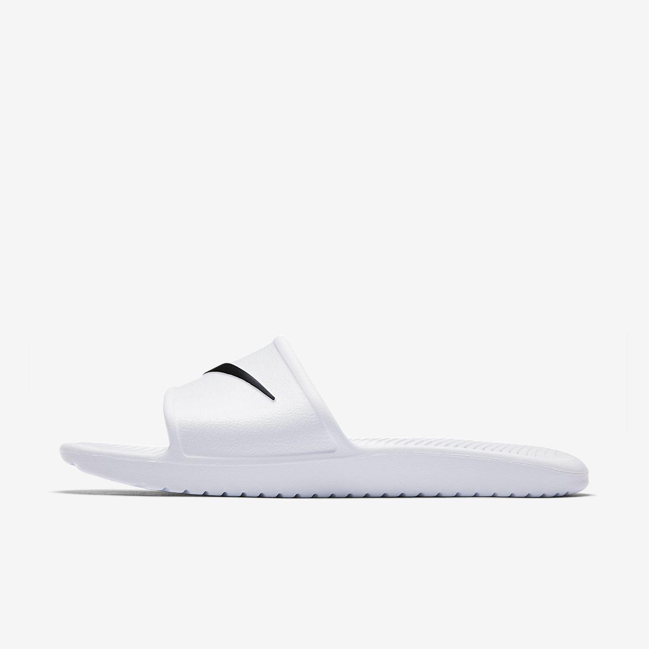 plus de photos 21613 03e2f Claquette Nike Kawa Shower pour Femme