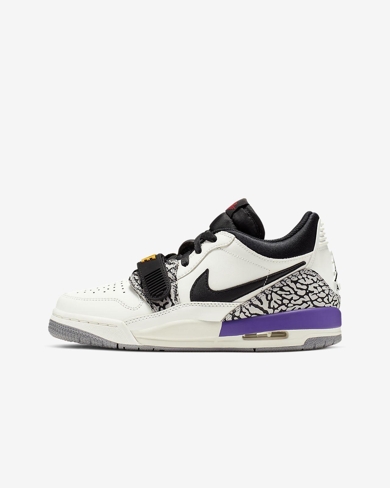 Air Jordan Legacy 312 Low-sko til store børn