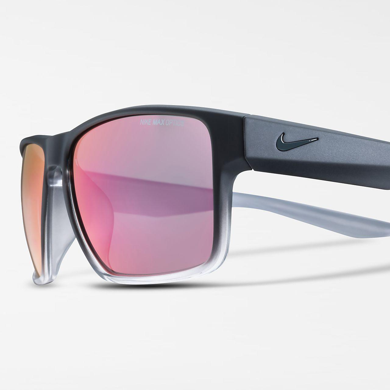 Nike Essential Venture Mirrored Sonnenbrille - Schwarz j11TYYAb
