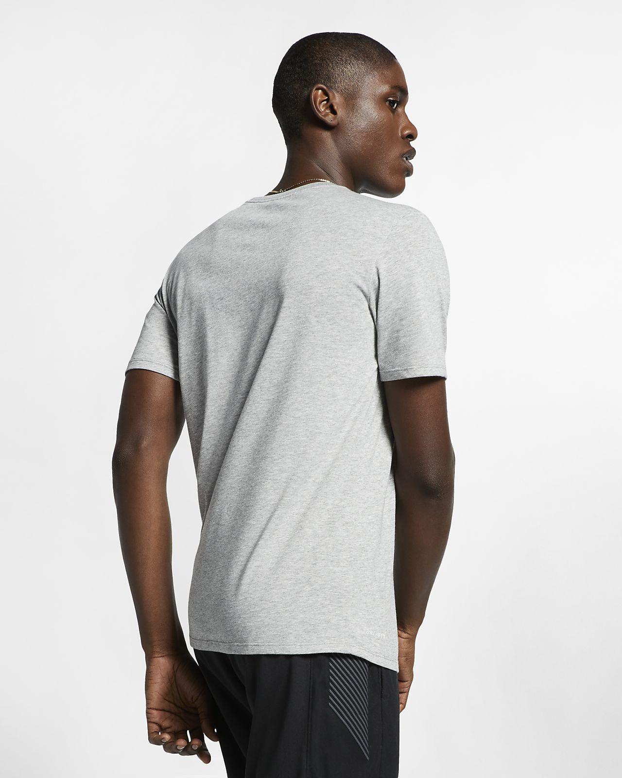 online store 21e87 dc34e ... Los Angeles Lakers Nike Dri-FIT Men s NBA T-Shirt