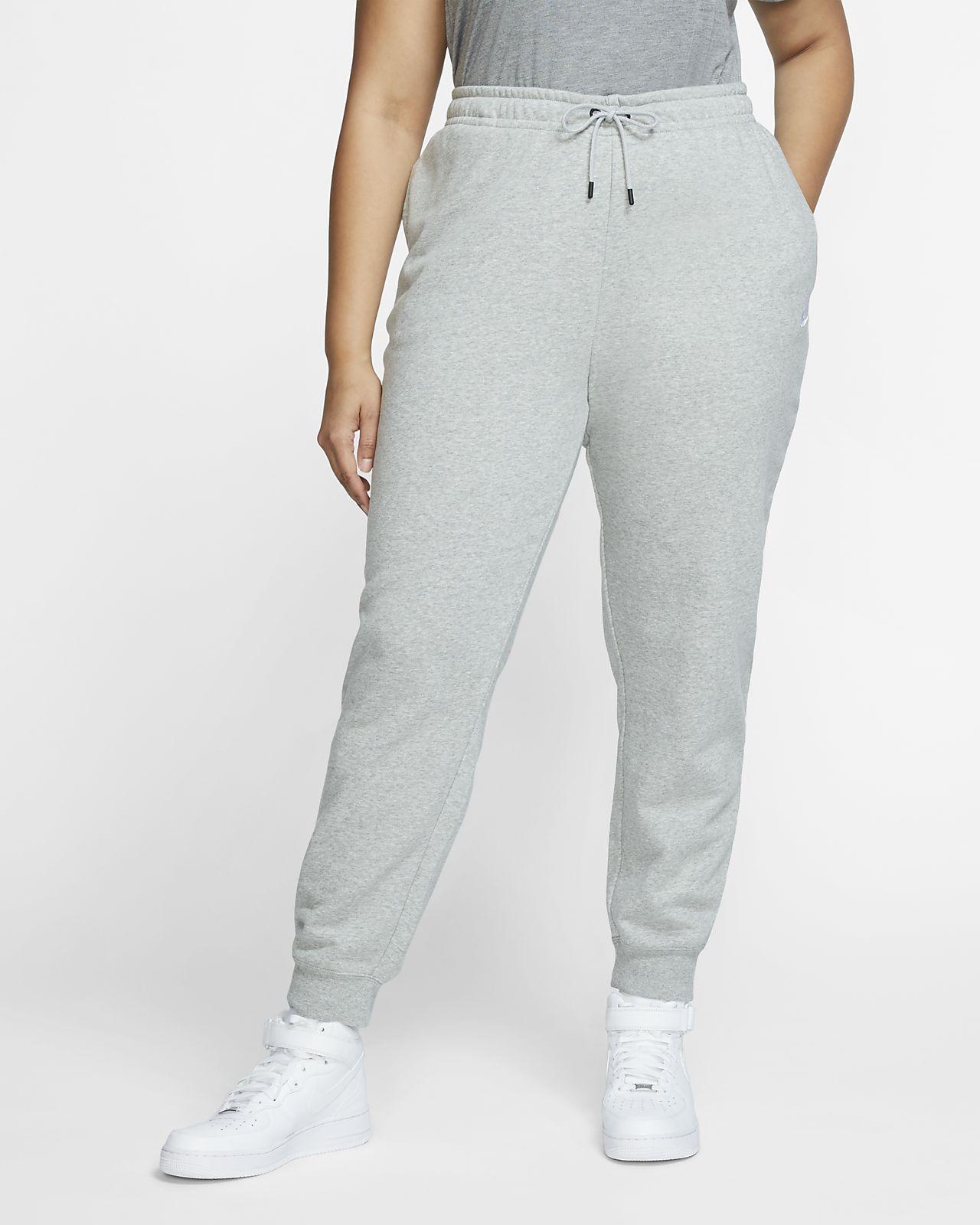 NIKE SPORTSWEAR Essential Pantalone tuta per Donna Nero
