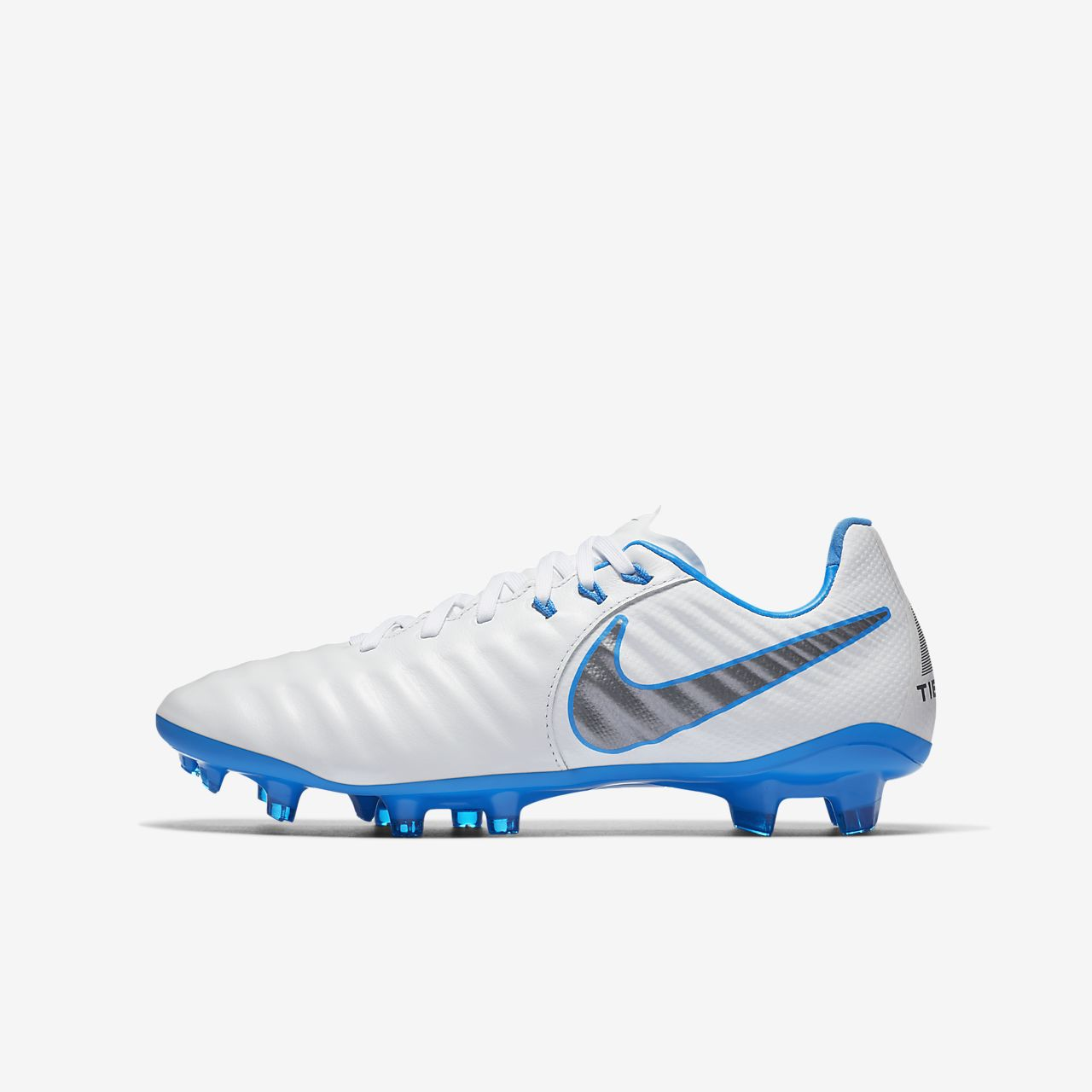 premium selection 3aabd 1ed94 ... cheapest nike jr. tiempo legend vii elite just do it fg younger older  kids 61474