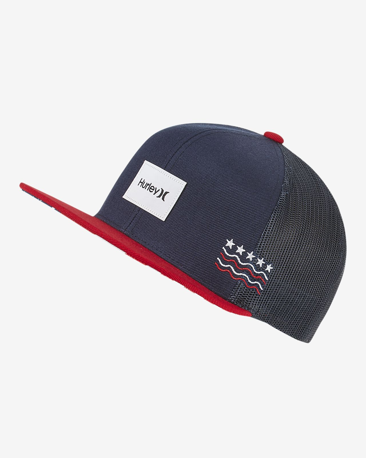 9aae2dbc7 Hurley Freedom Riders Men's Hat