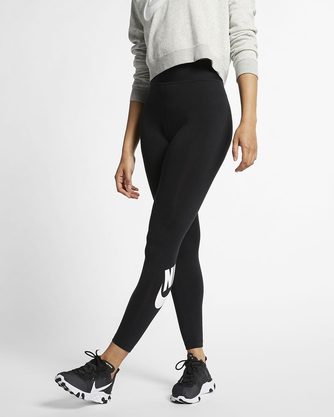 Nike Sportswear Leg-A-See 女款高腰內搭褲