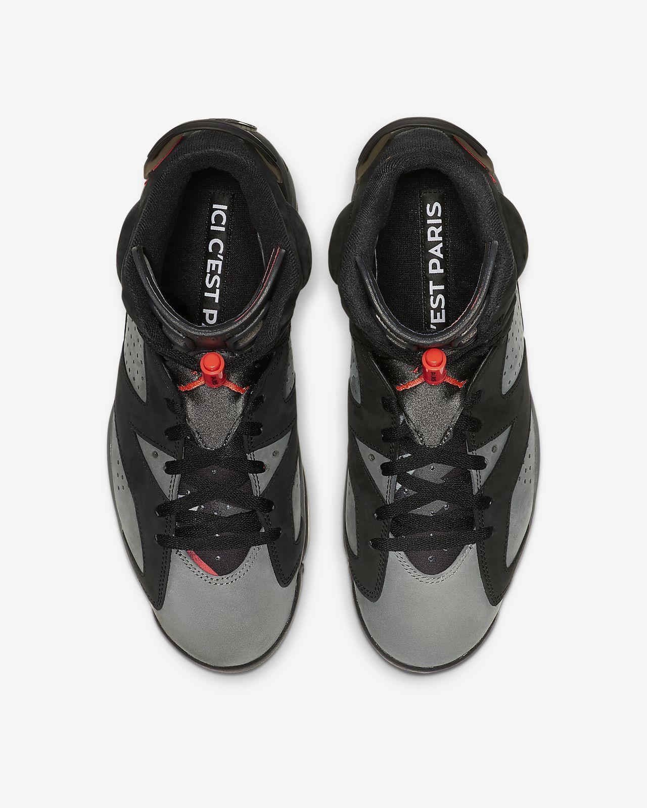 Air Jordan 6 Retro Paris Saint Germain Men's Shoe