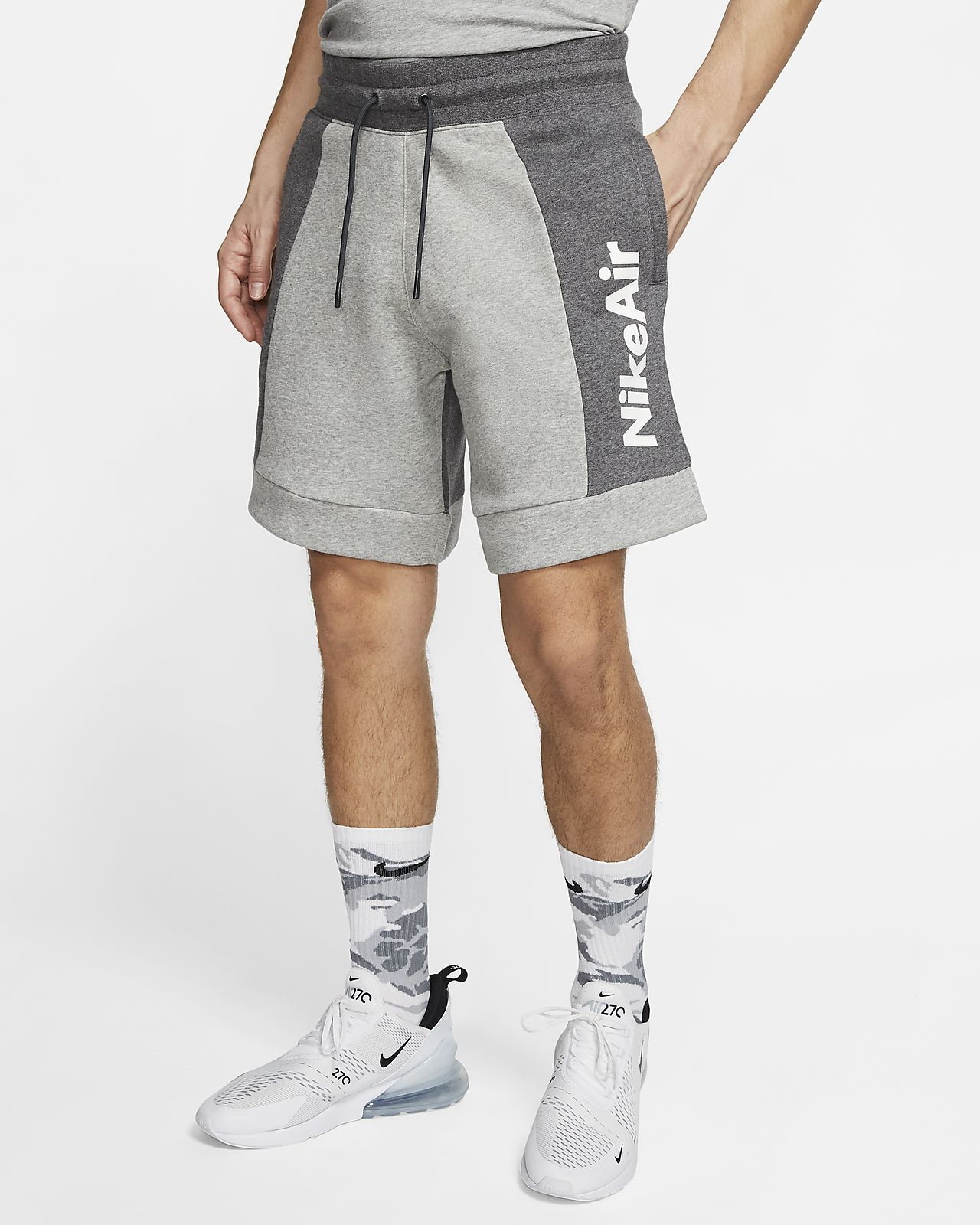Nike Air Fleece Shorts für Herren